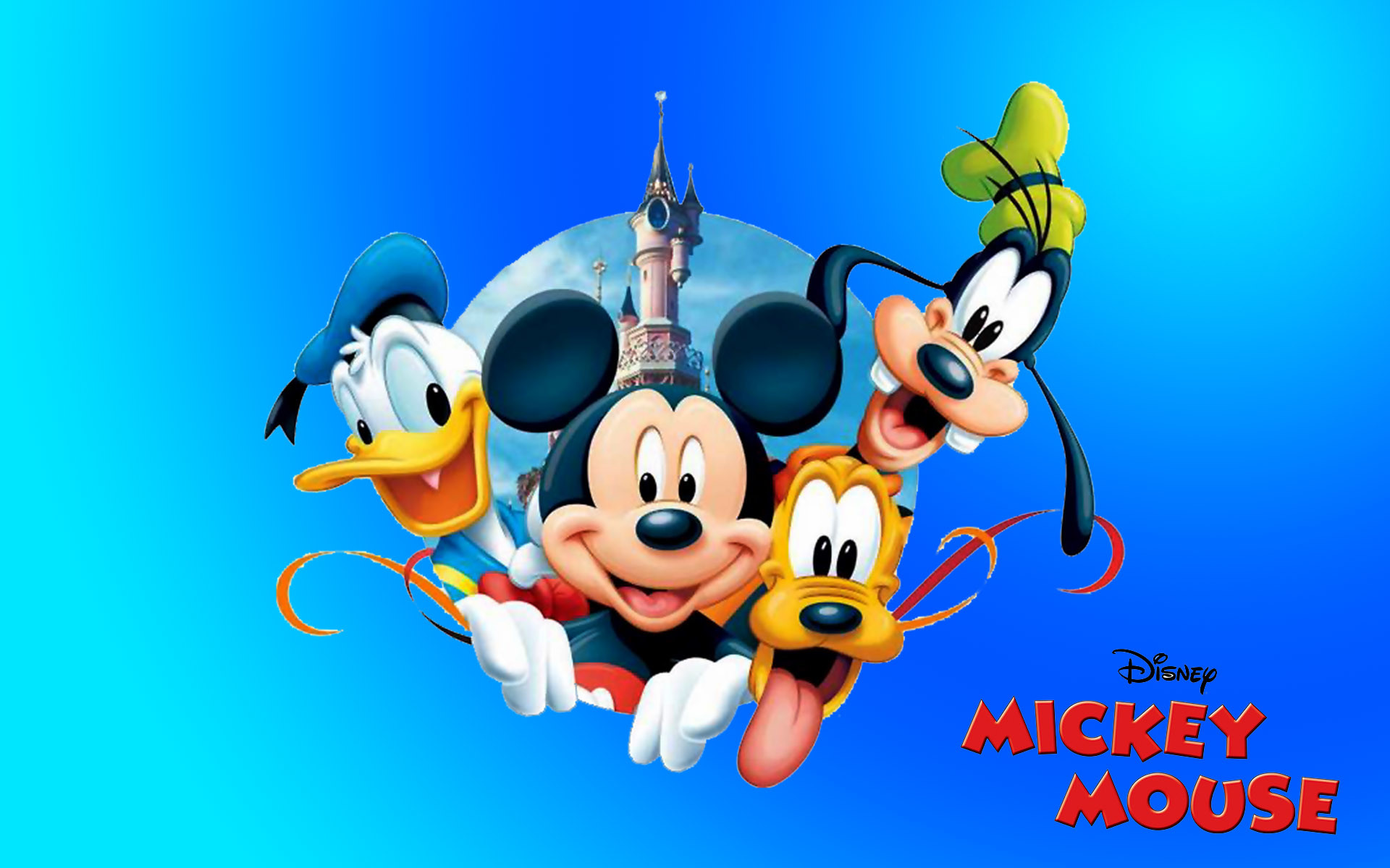 … mickey mouse donald duck pluto and goofy new hd desktop wallpaper …