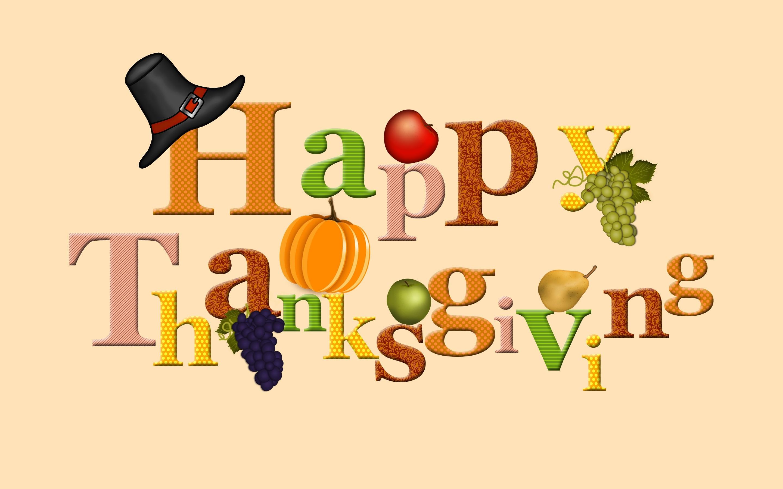 Cute Thanksgiving Desktop Wallpaper.
