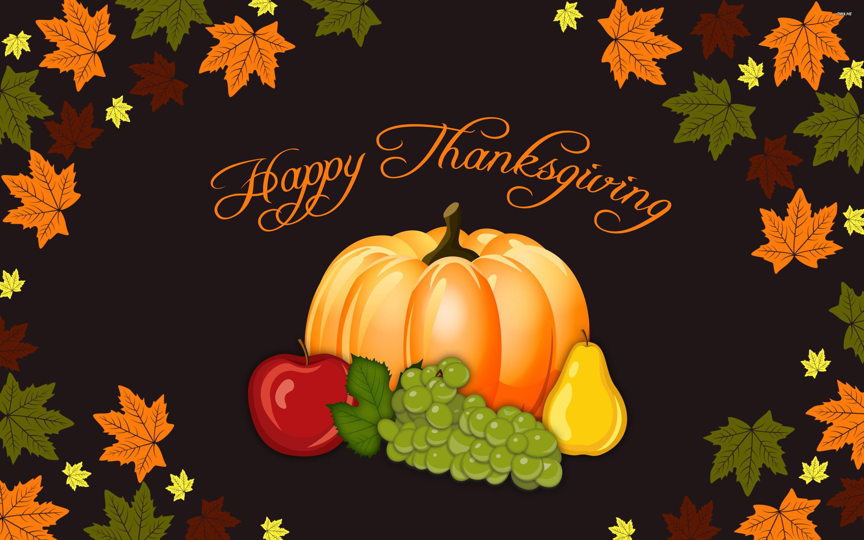 Happy Thanksgiving HD Wallpaper