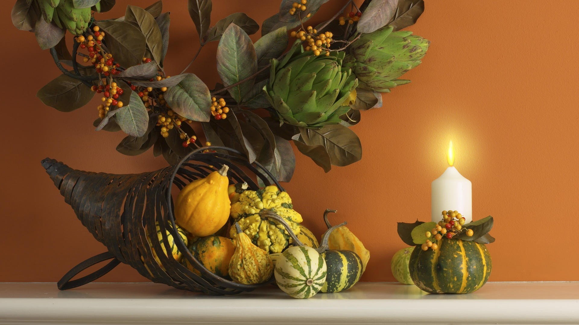 Thanksgiving Desktop Wallpapers.