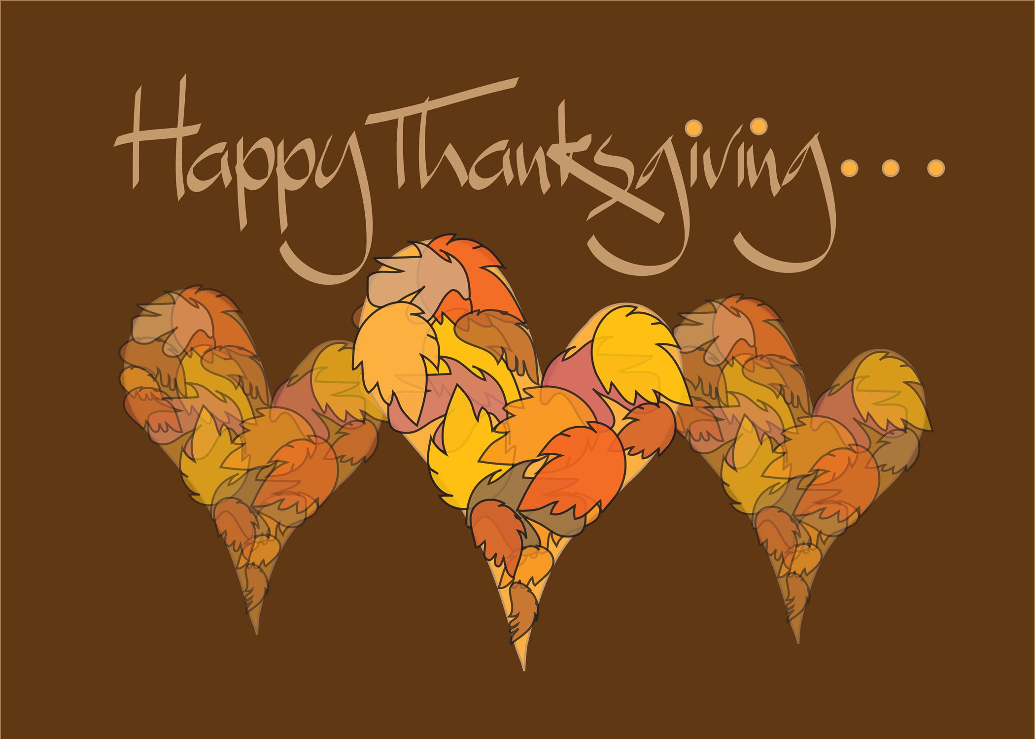 Thanksgiving Desktop Wallpaper for laptop. Print