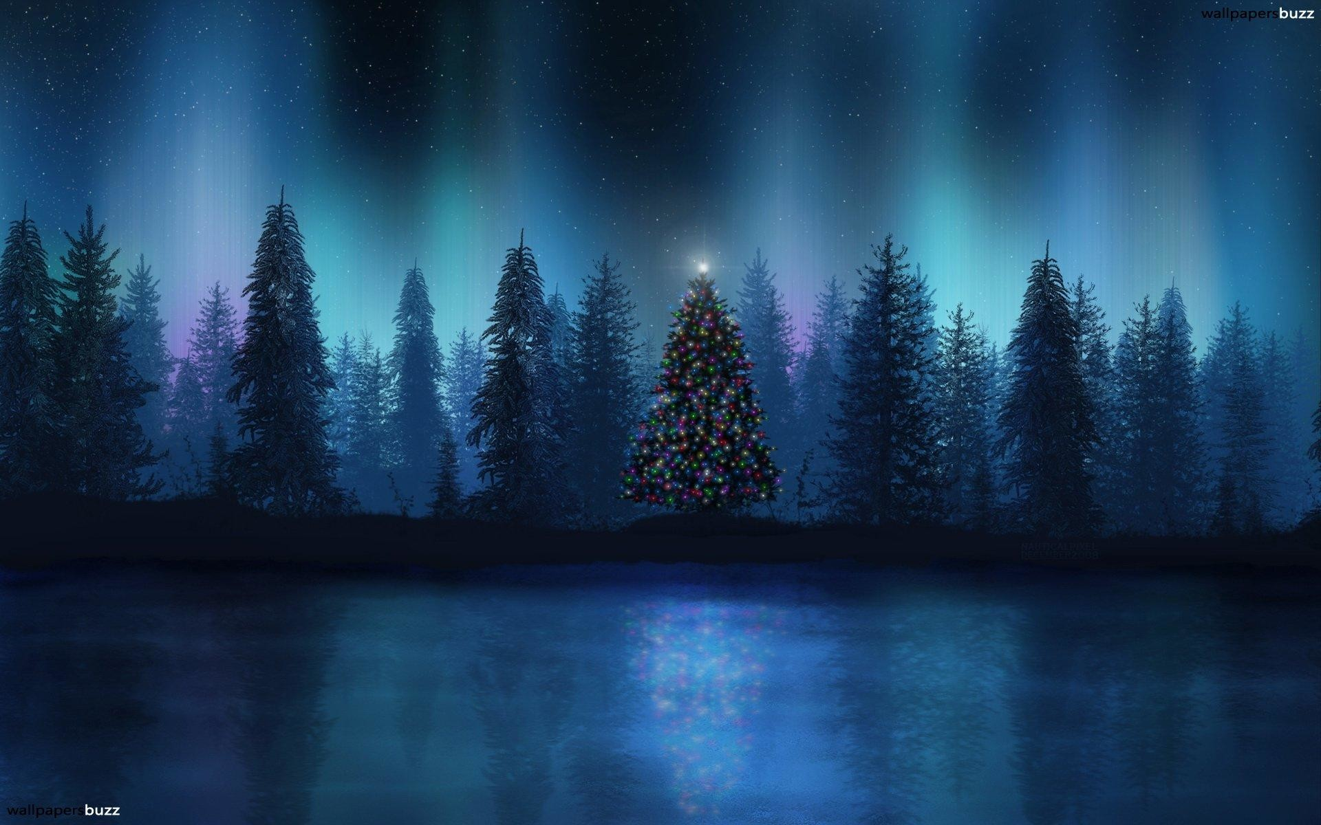 Beautiful-Christmas-tree-wallpaper-wp400596
