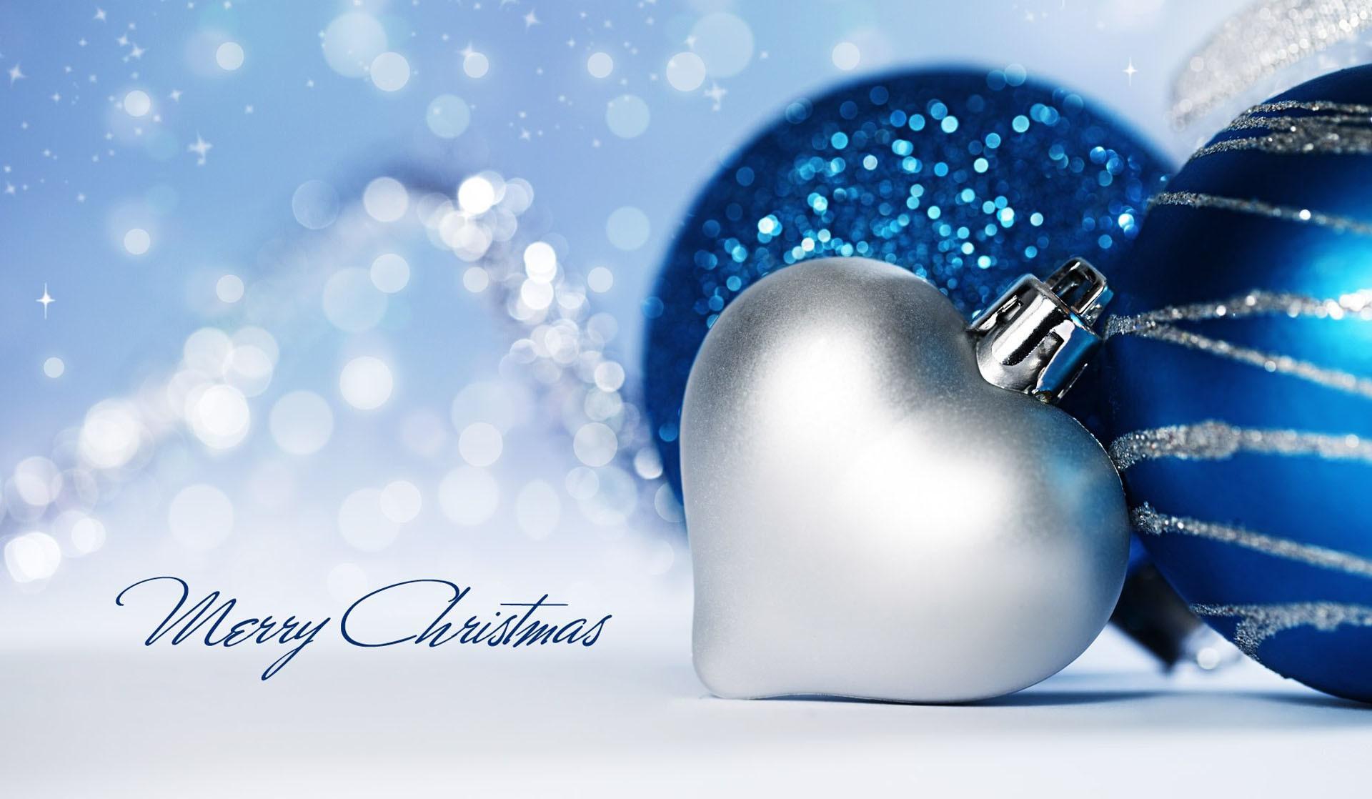 Christmas Heart Beautiful HD Wallpaper for Desktop – Daily .