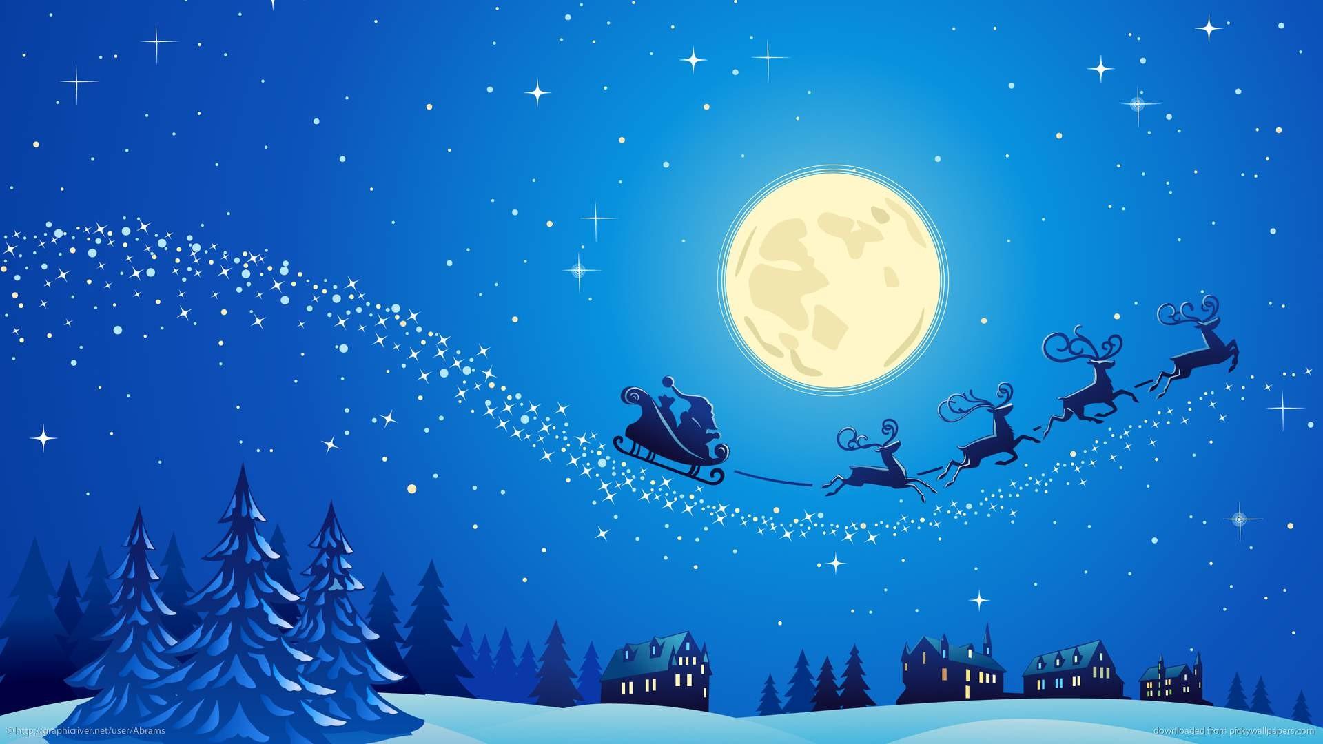 … Christmas Wallpaper 19 …