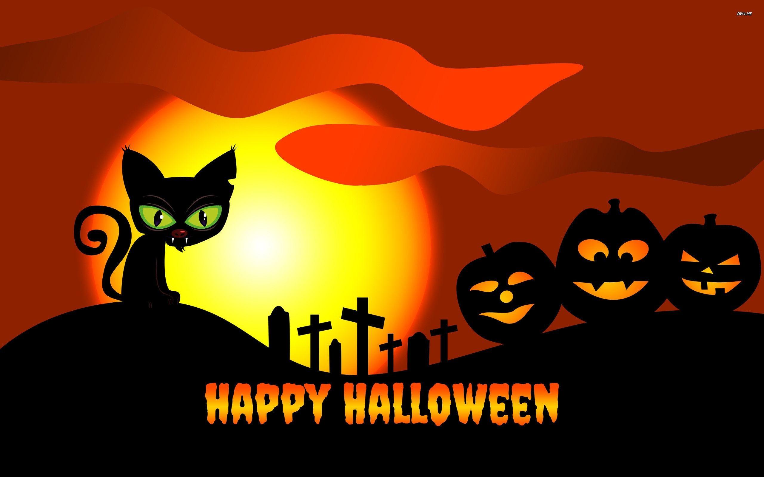 Happy Halloween Wallpaper