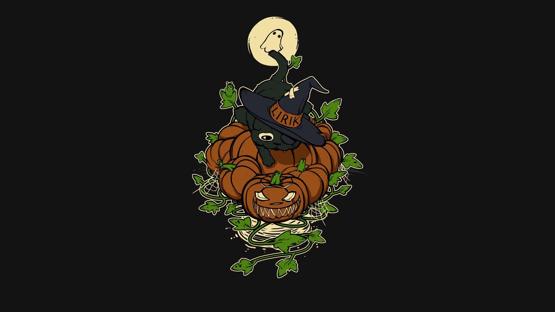 Lirik Halloween Wallpaper …
