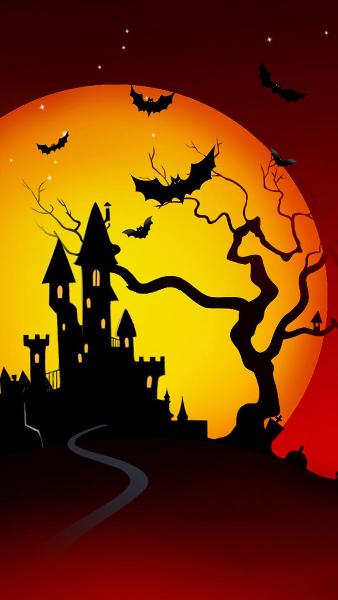 Halloween night iphone 6 plus wallpaper | iPhone 6 Plus Wallpapers HD