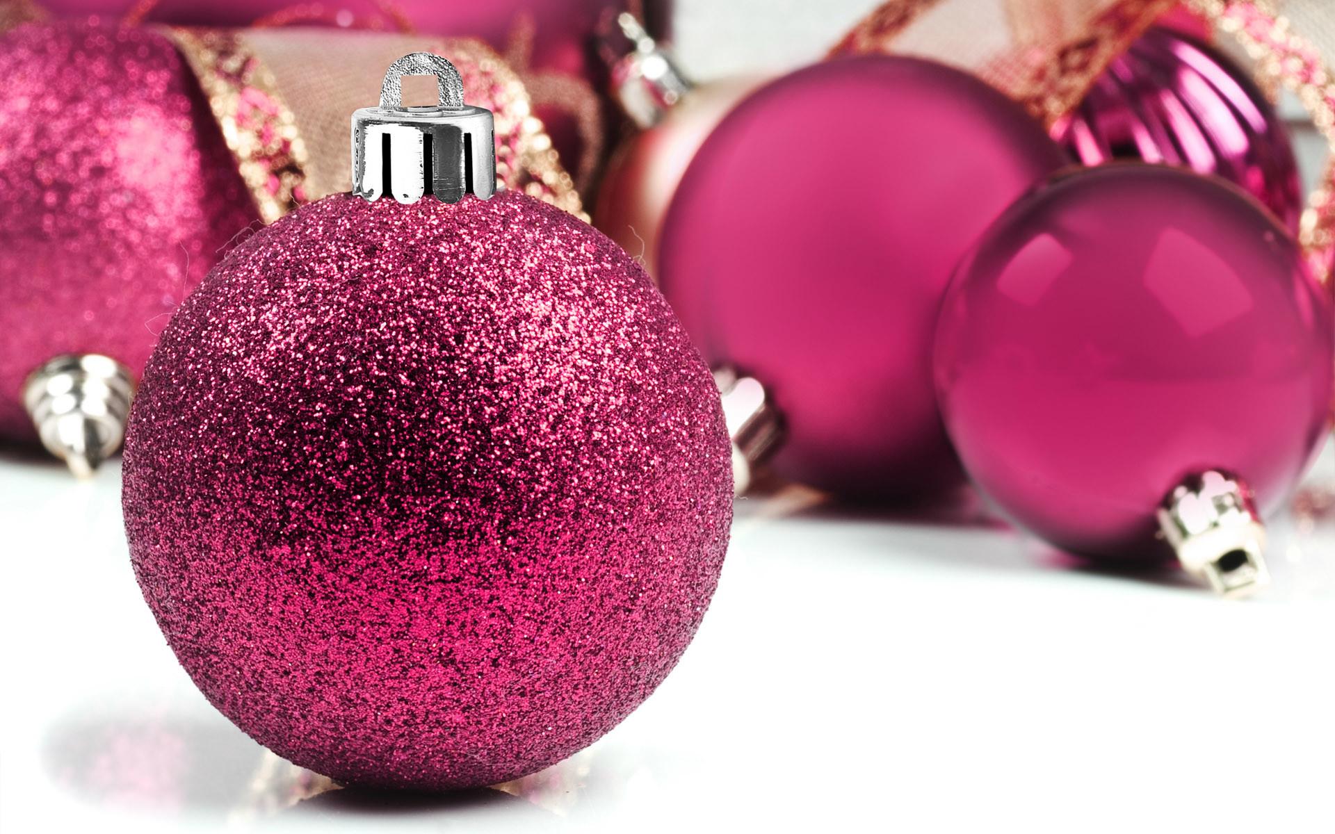 Pink Christmas Tree Wallpaper (12)