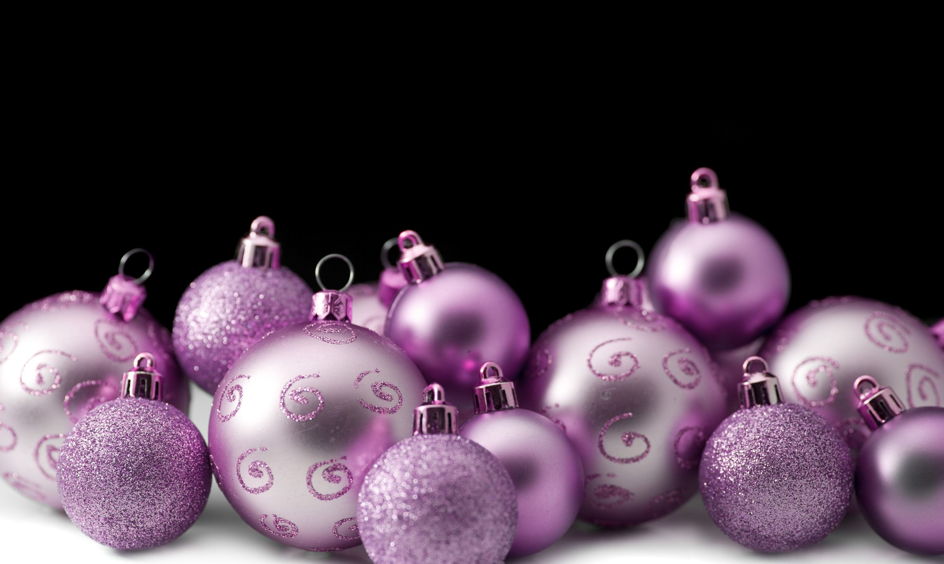 Pink Christmas Backgrounds Wallpaper Cave Wallpapers For Ornaments