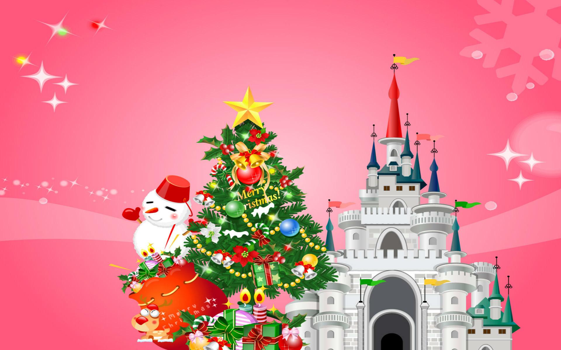 22 Beautiful Christmas Tree Wallpapers