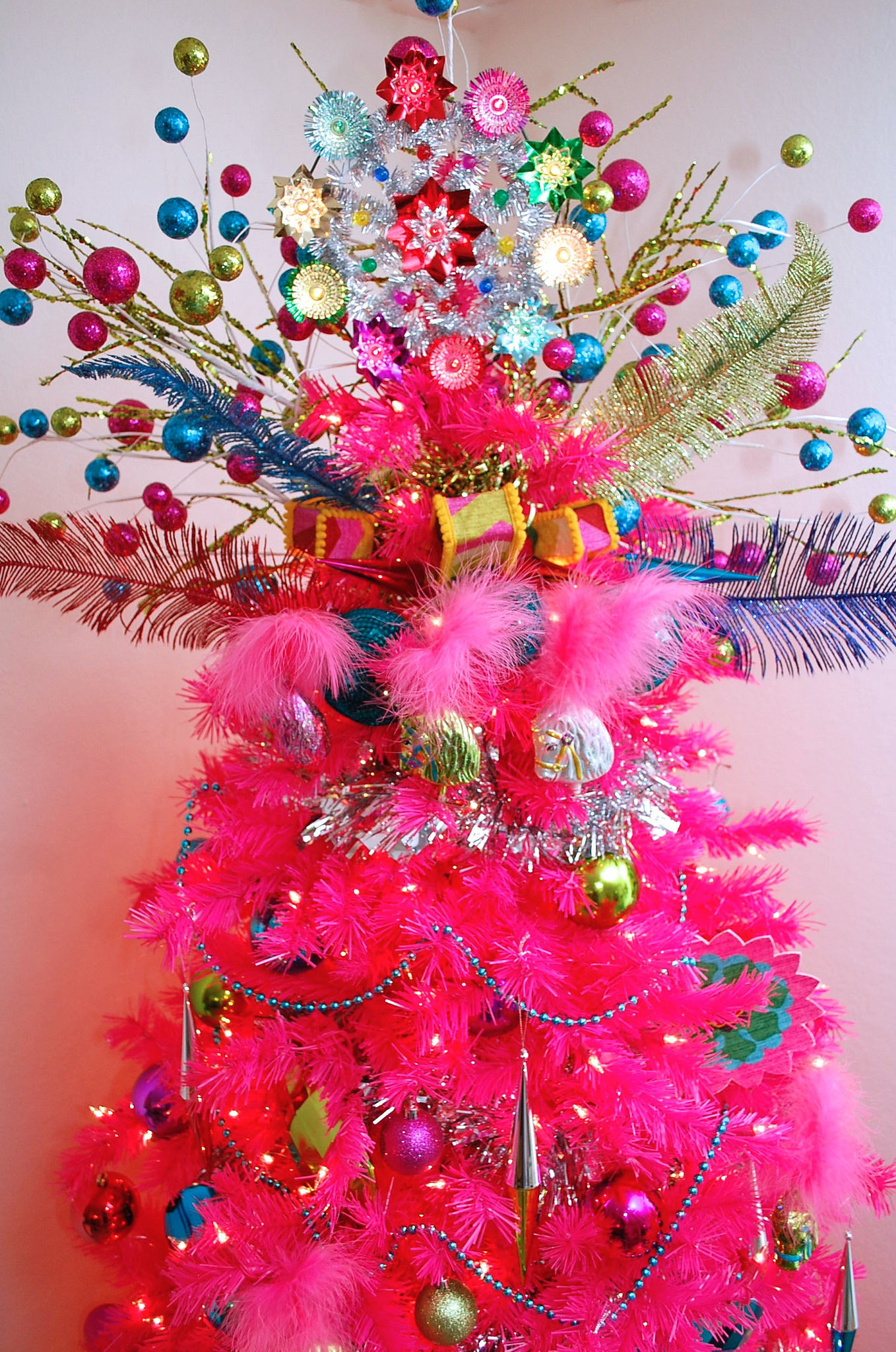 Pink Christmas Tree Decorations Resume Format Download Pdf Inspiring Hot  With Colorful. landscaping pictures. …