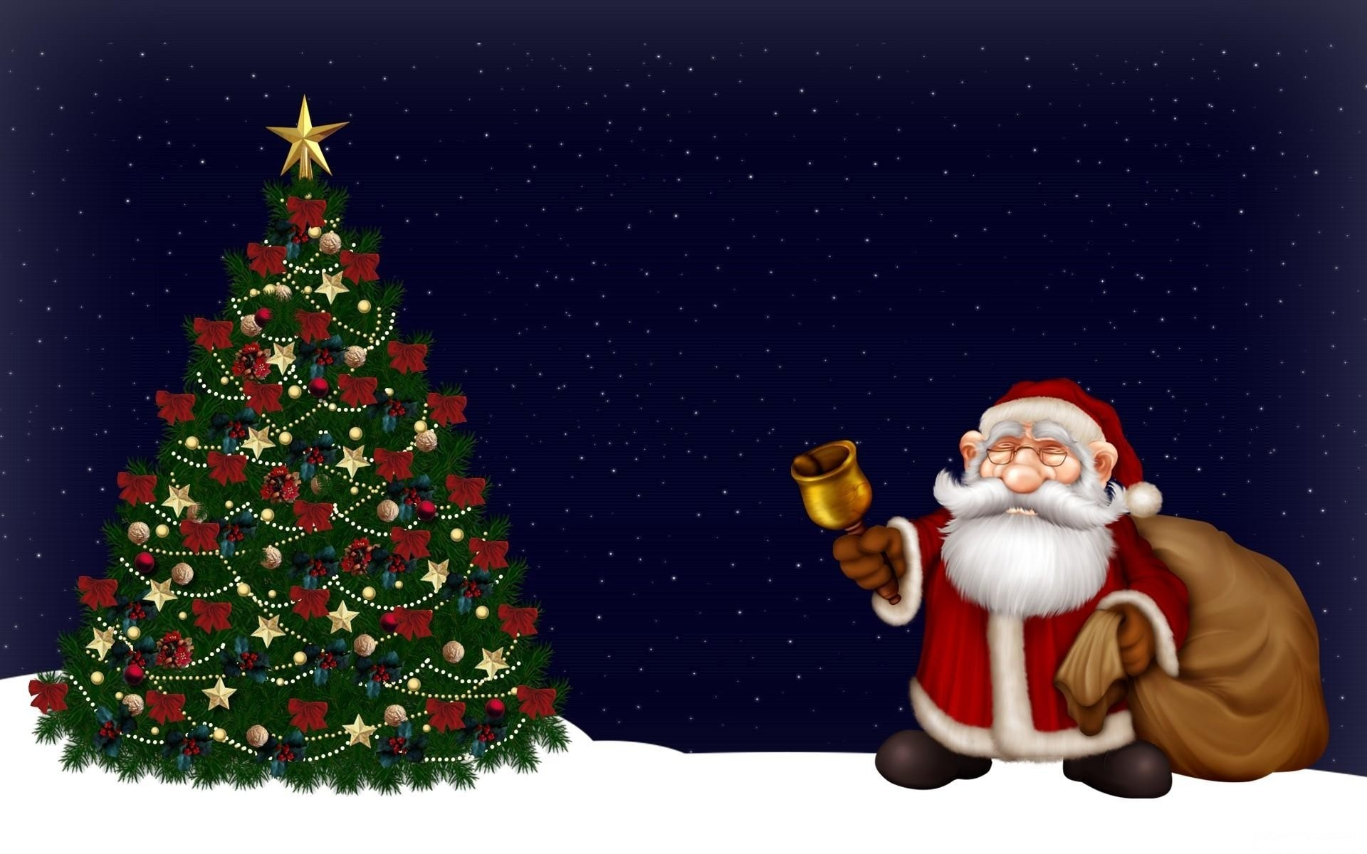 Christmas Cartoon Wallpapers HD Wallpapers