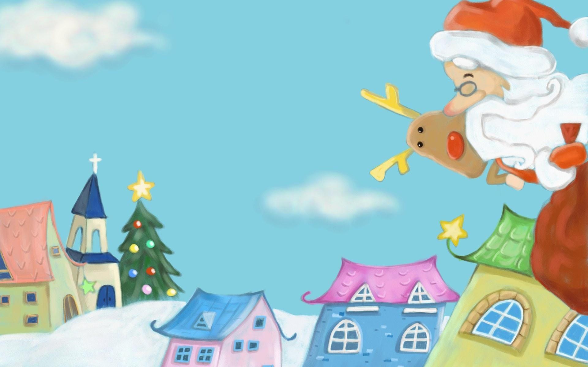 Top 10 cute christmas wallpapers and Desktop Windows