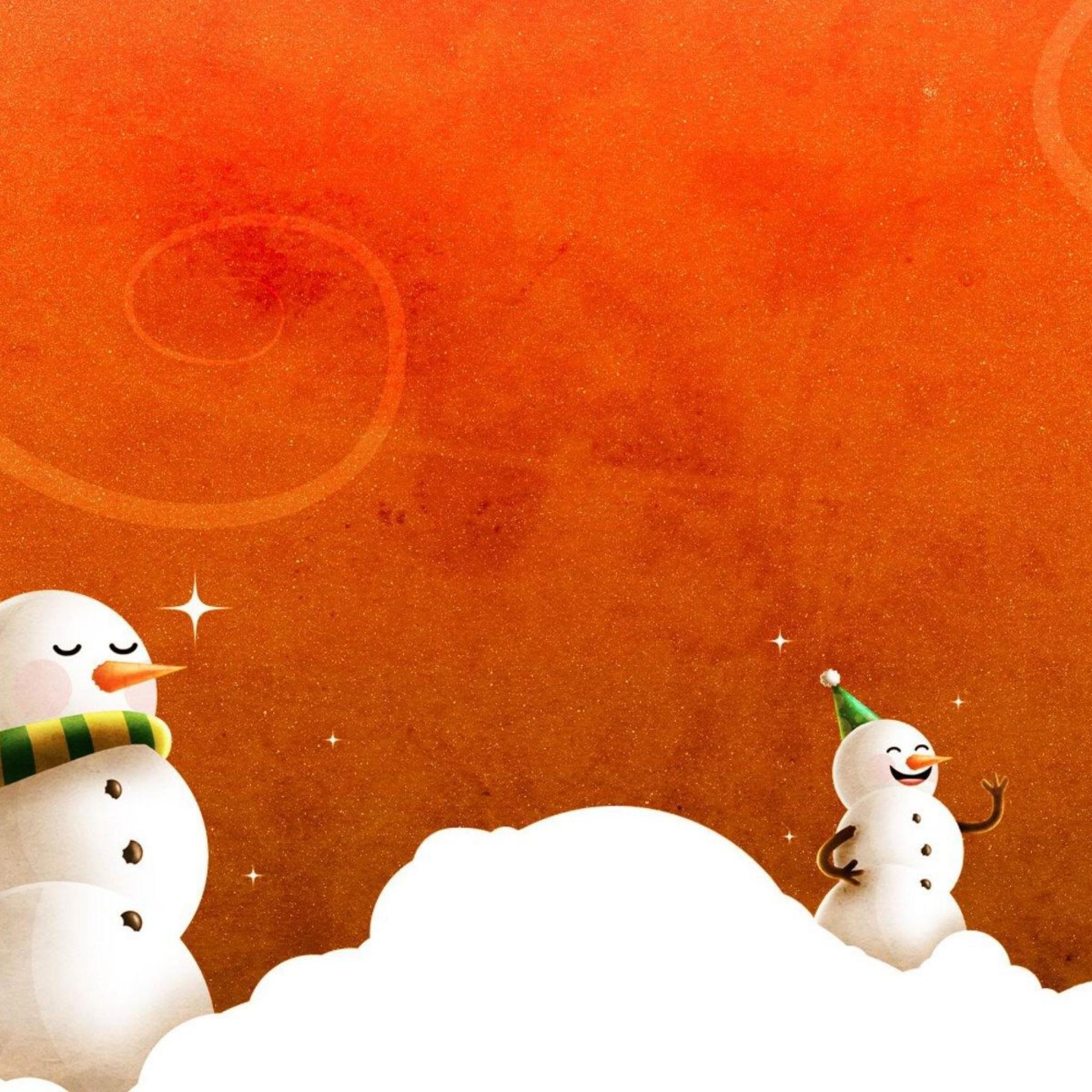 Christmas iPad Wallpaper 4