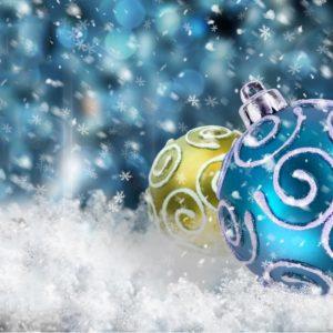 Animated Christmas Wallpaper for iPad