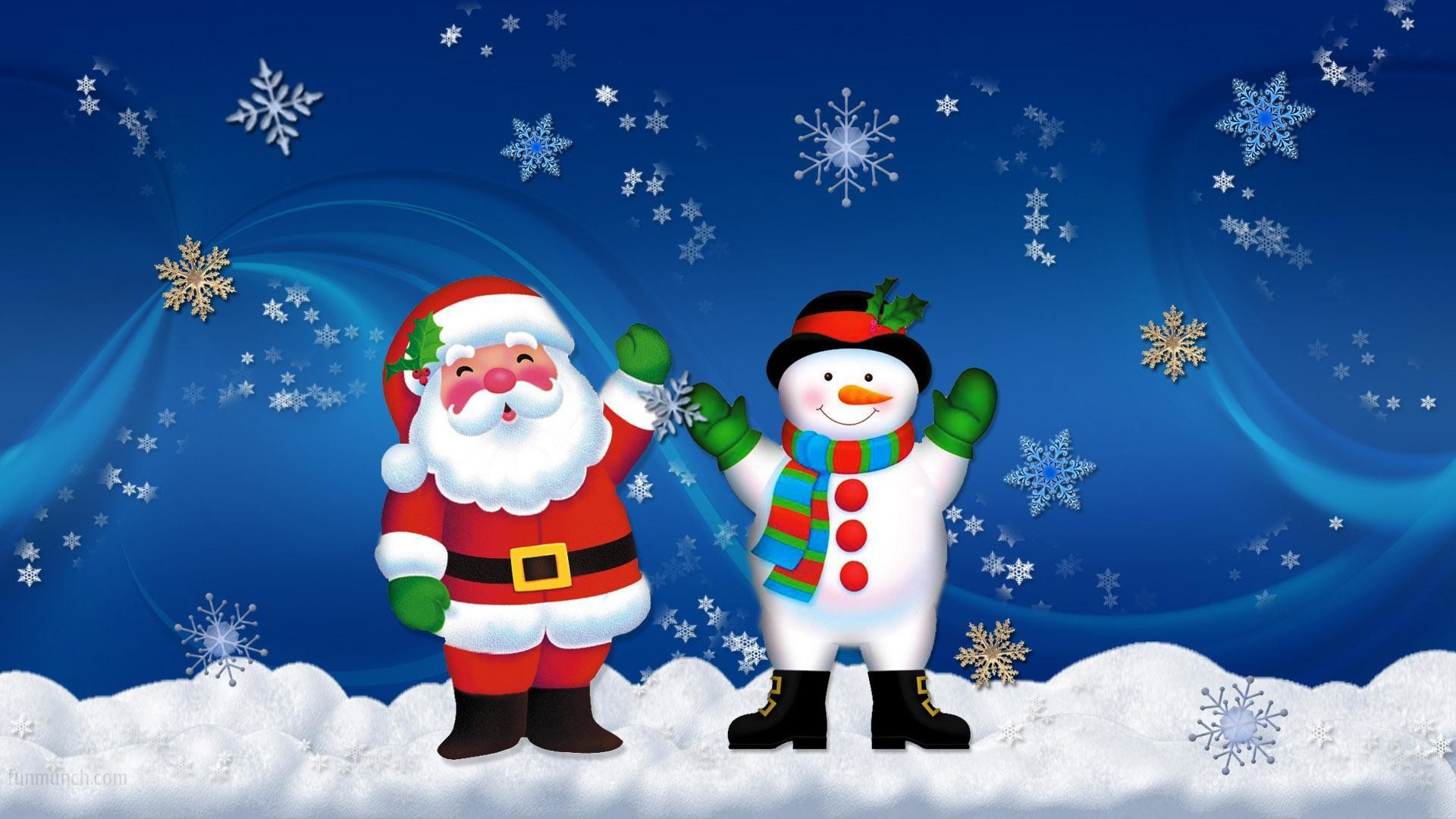 Best Colorful Christmas Wallpapers (2)