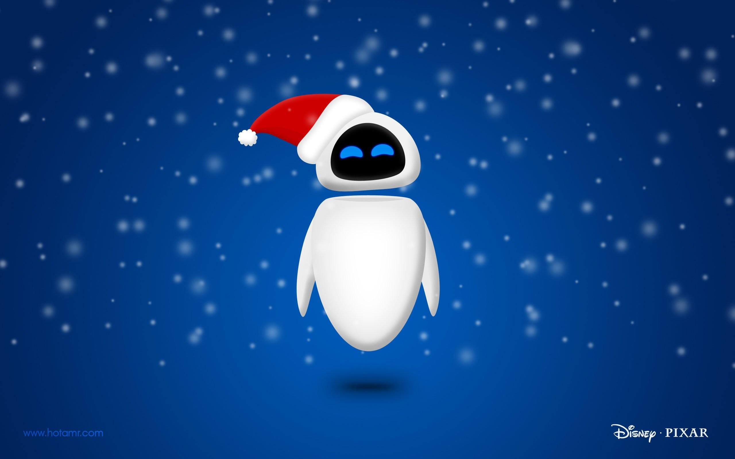 Wall E Christmas 764479
