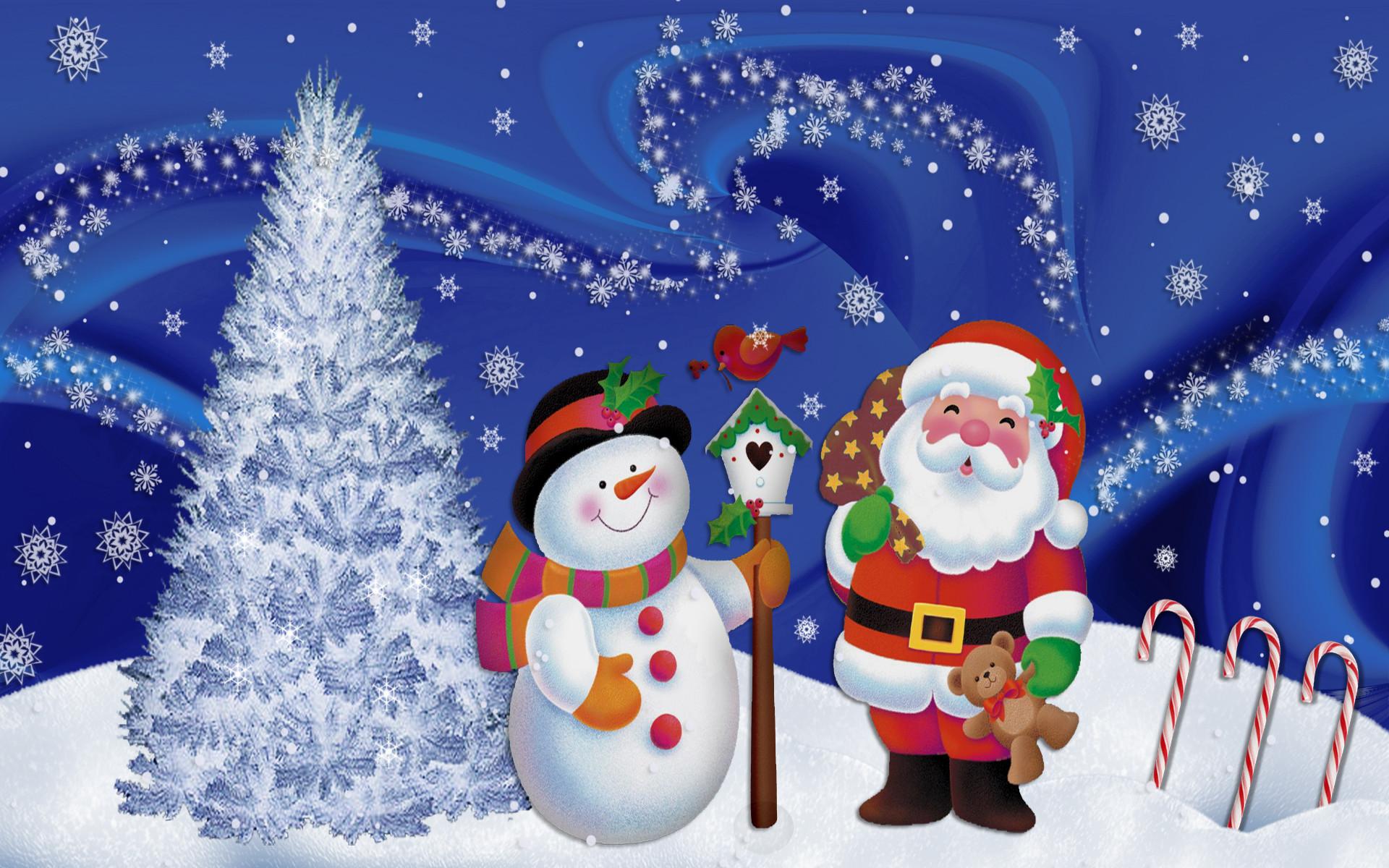 Christmas Wallpapers For Desktop – Beautiful Wallpaper