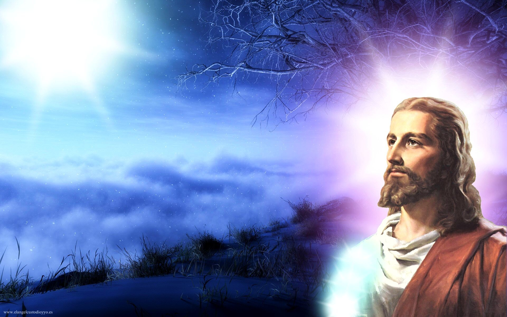 … Christian Christmas Desktop Wallpaper Jesus Christ Celebrating Christmas  With Christian Christmas Desktop Wallpaper …