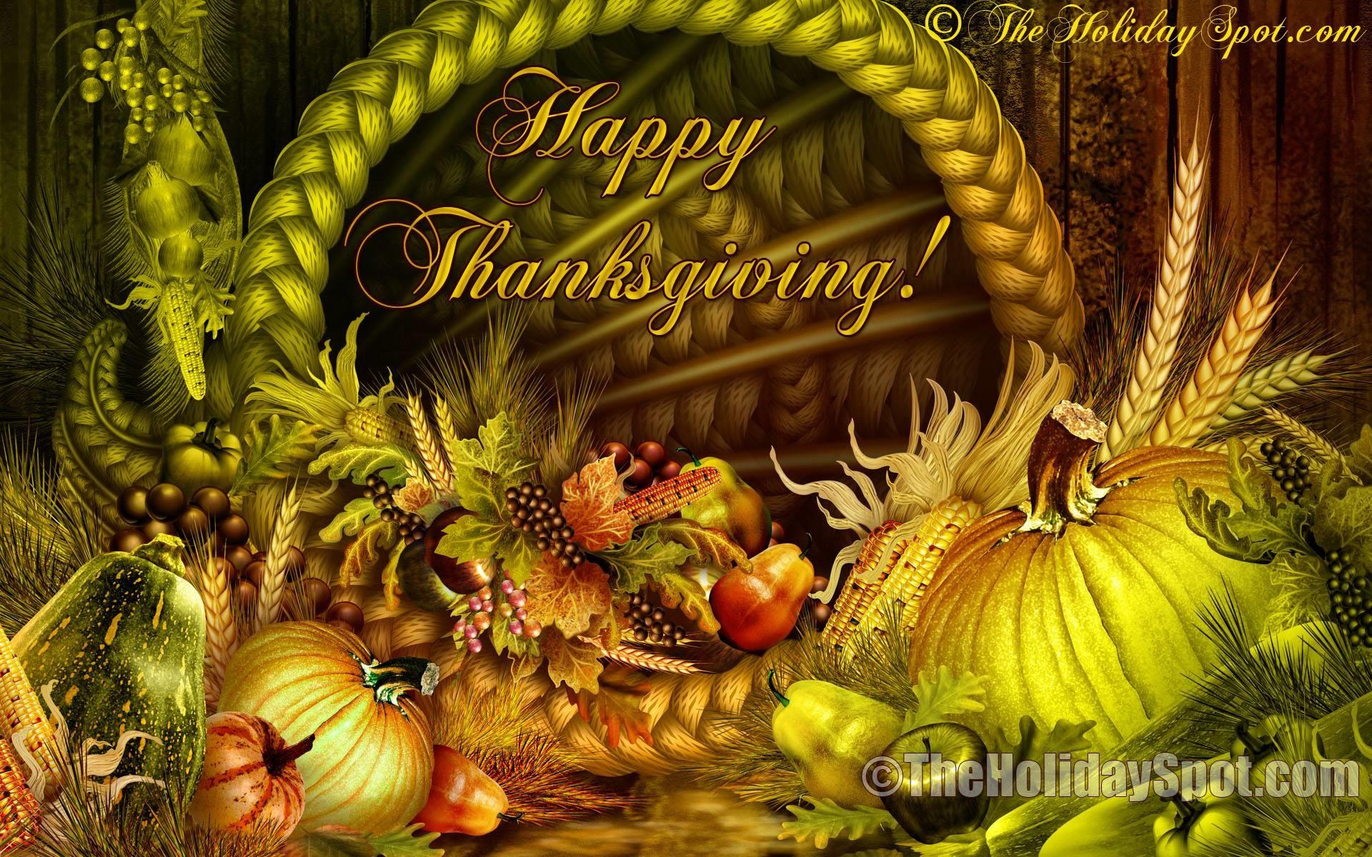 Free Desktop Wallpapers Thanksgiving Wallpaper