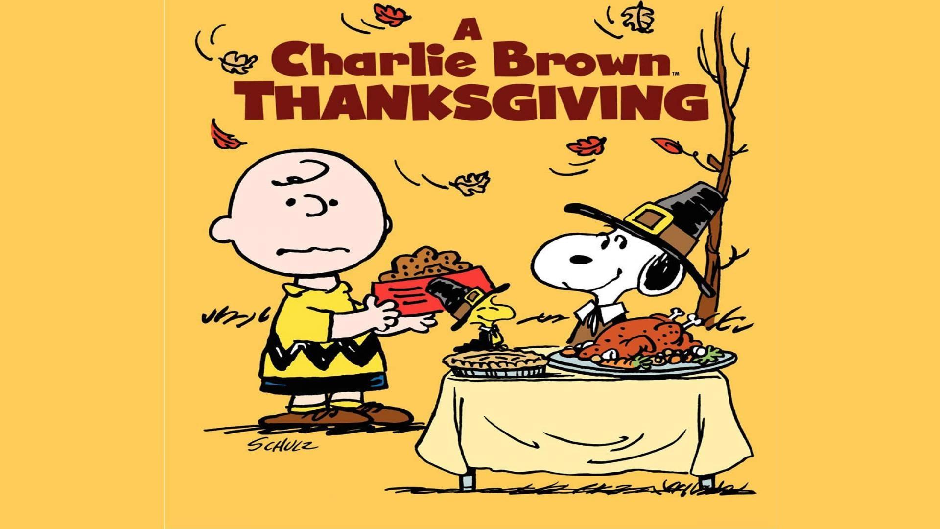 Thanksgiving Wallpapers Peanuts, wallpaper, Thanksgiving .