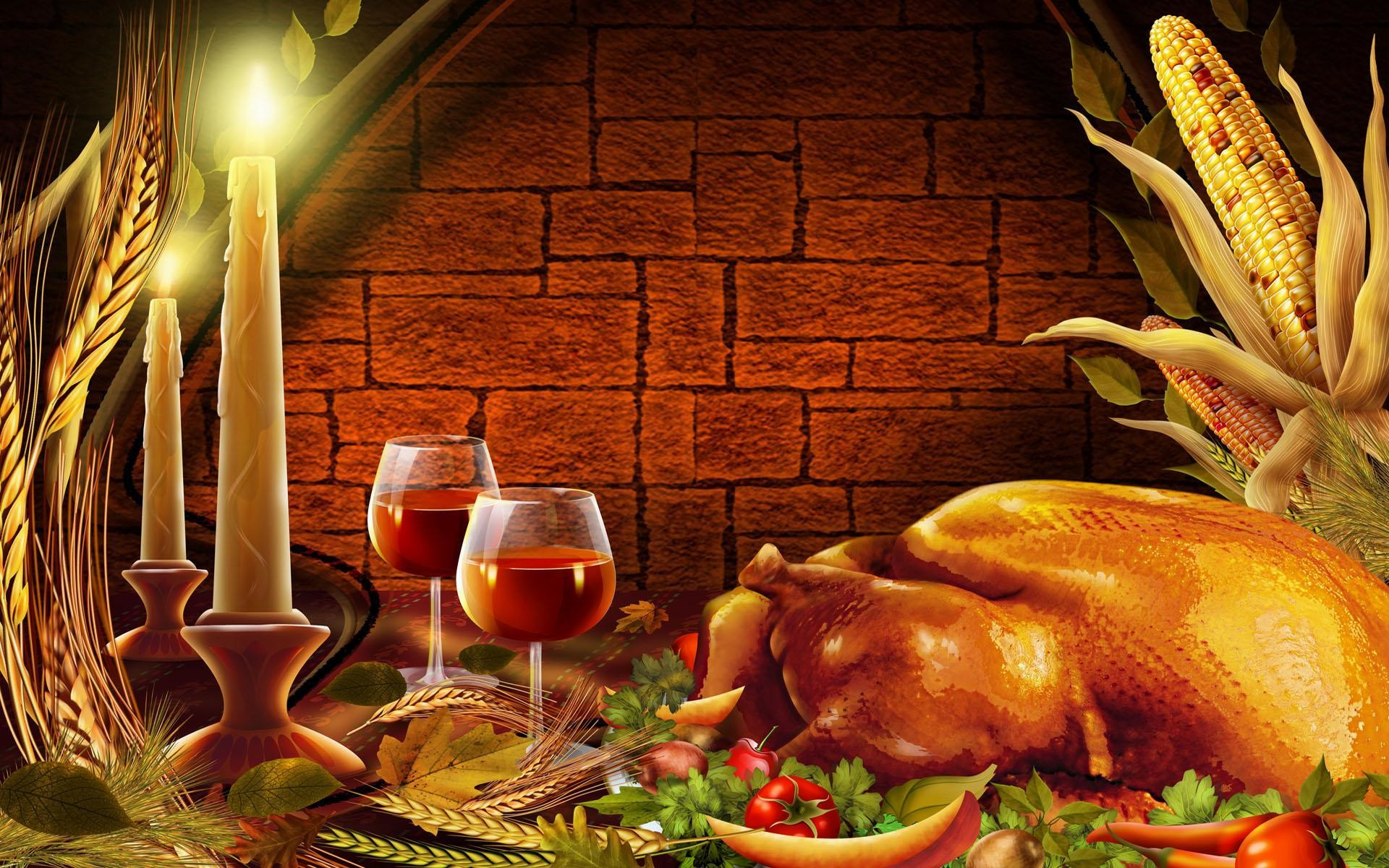 Thanksgiving-Party-Wallpapers-HD