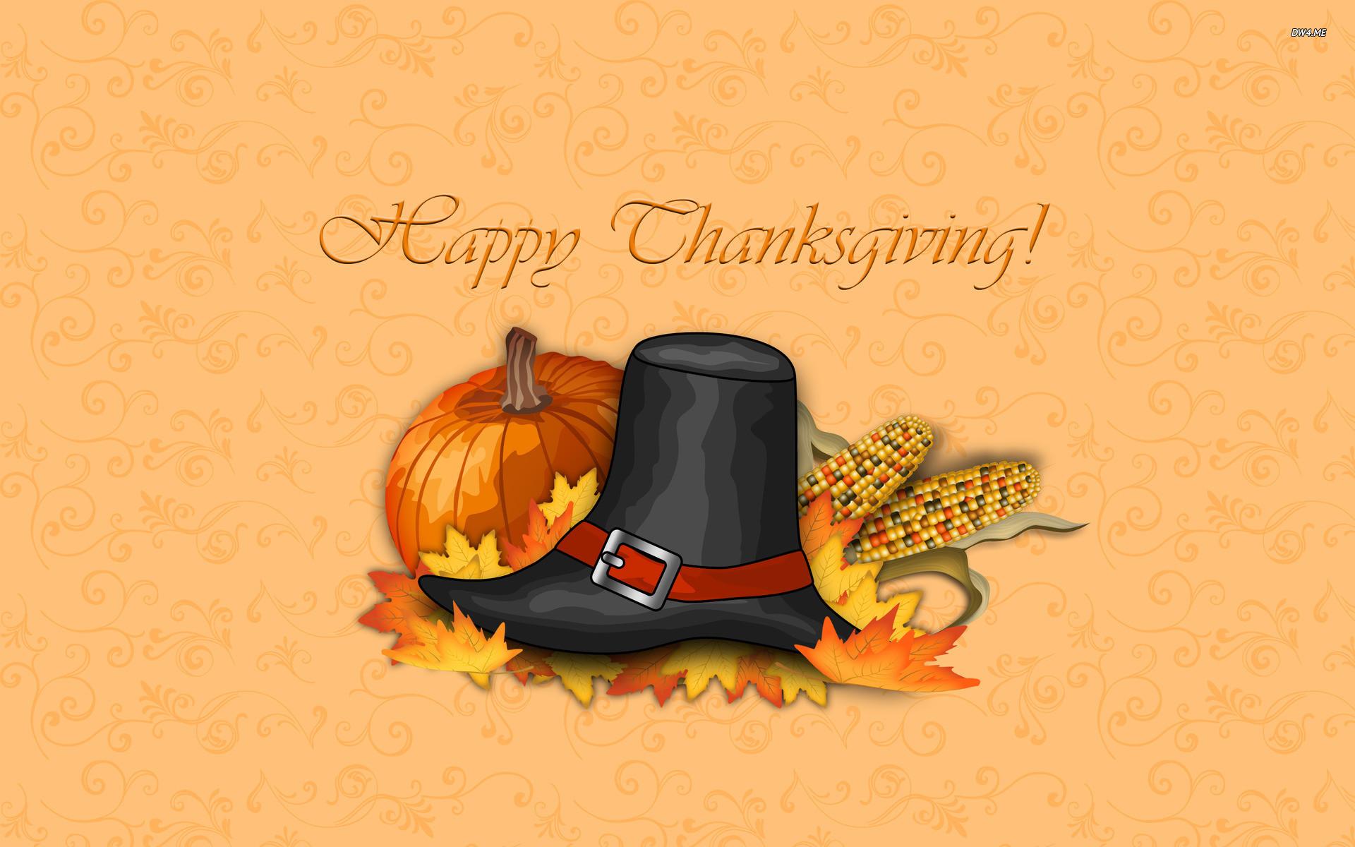 Happy Thanksgiving Wallpaper Cute