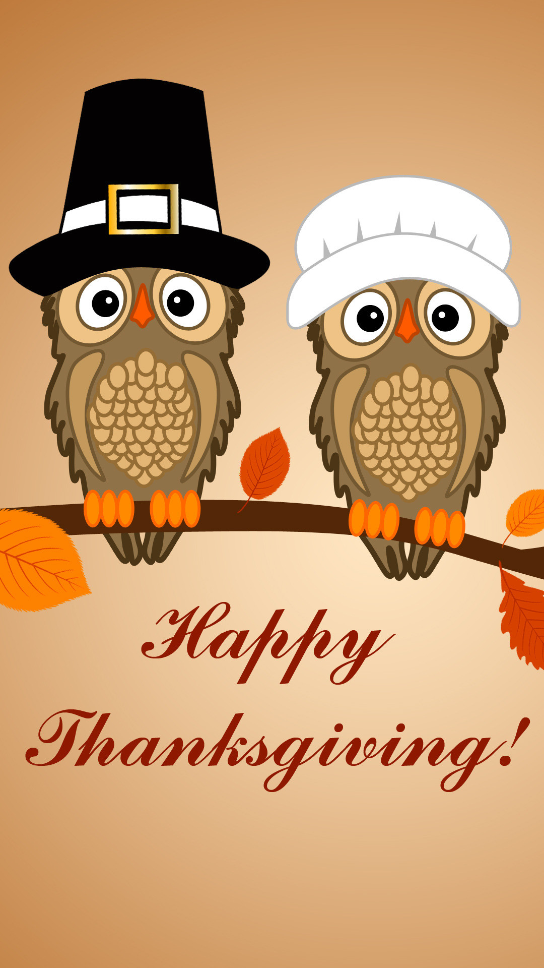 … Wallpaper Weekends: Happy Thanksgiving for iOS Devices