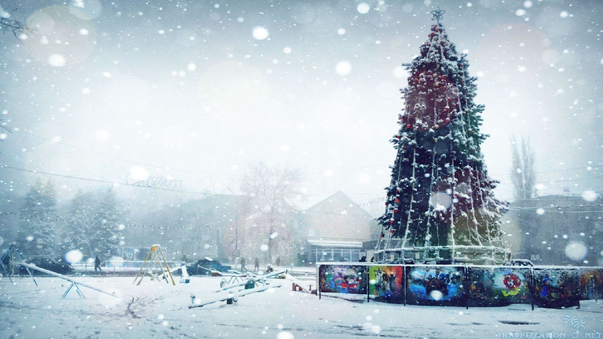 Winter Christmas Wallpapers – Wallpaper Cave