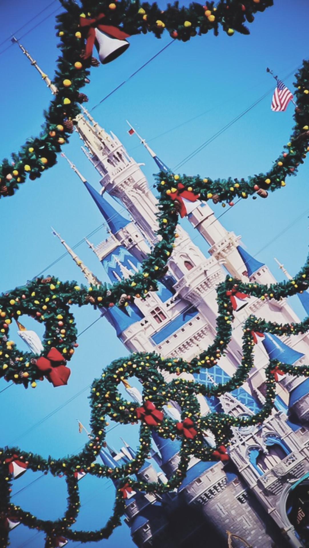 Winter / Christmas backgrounds • like if you save/use