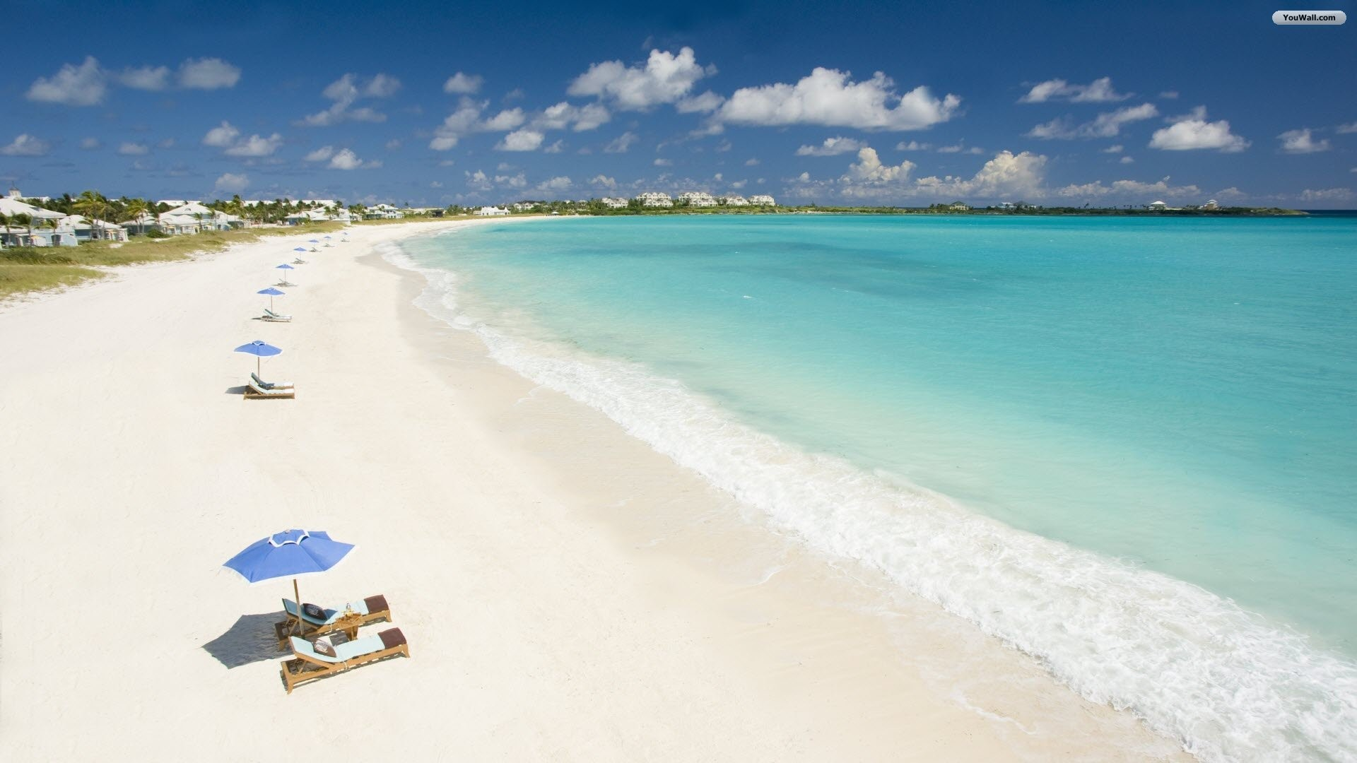 Caribbean Beach Wallpaper