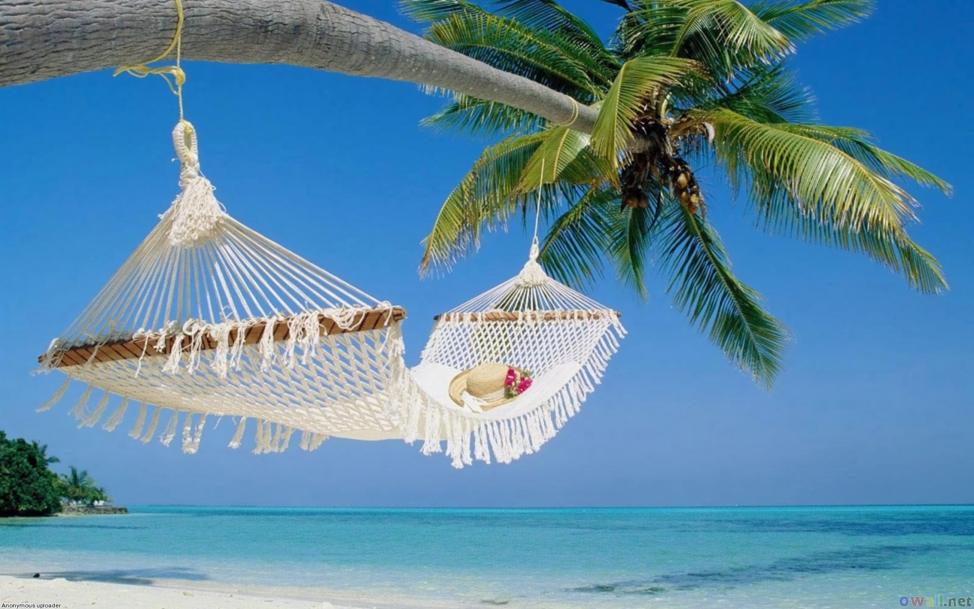 Summer Beach Scenes Desktop Wallpaper