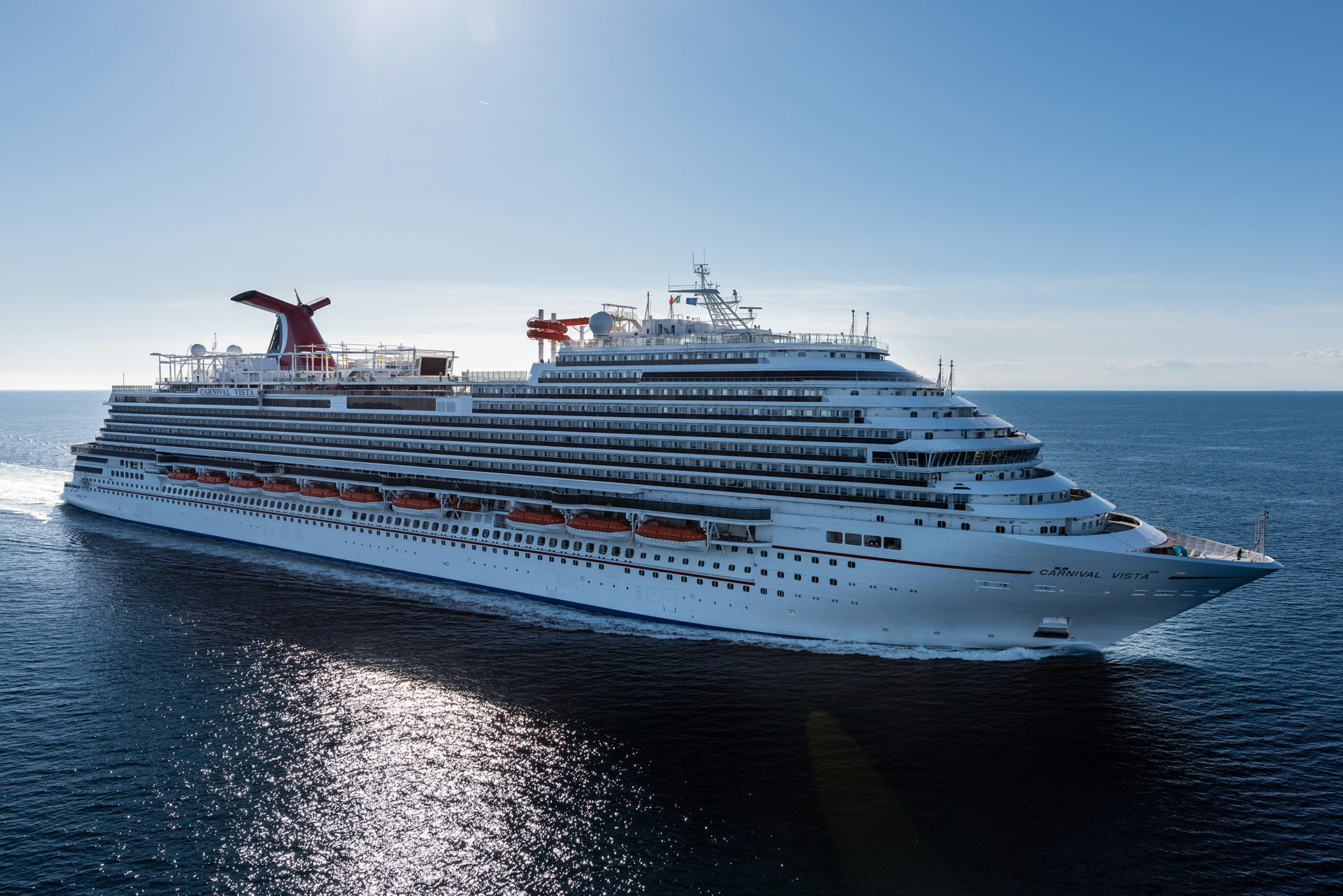 background Miamibased Carnival Cruise Line announced that its newest and  largest ship, Carnival Vista, began six and eightday Emon Reiser is the  digital …