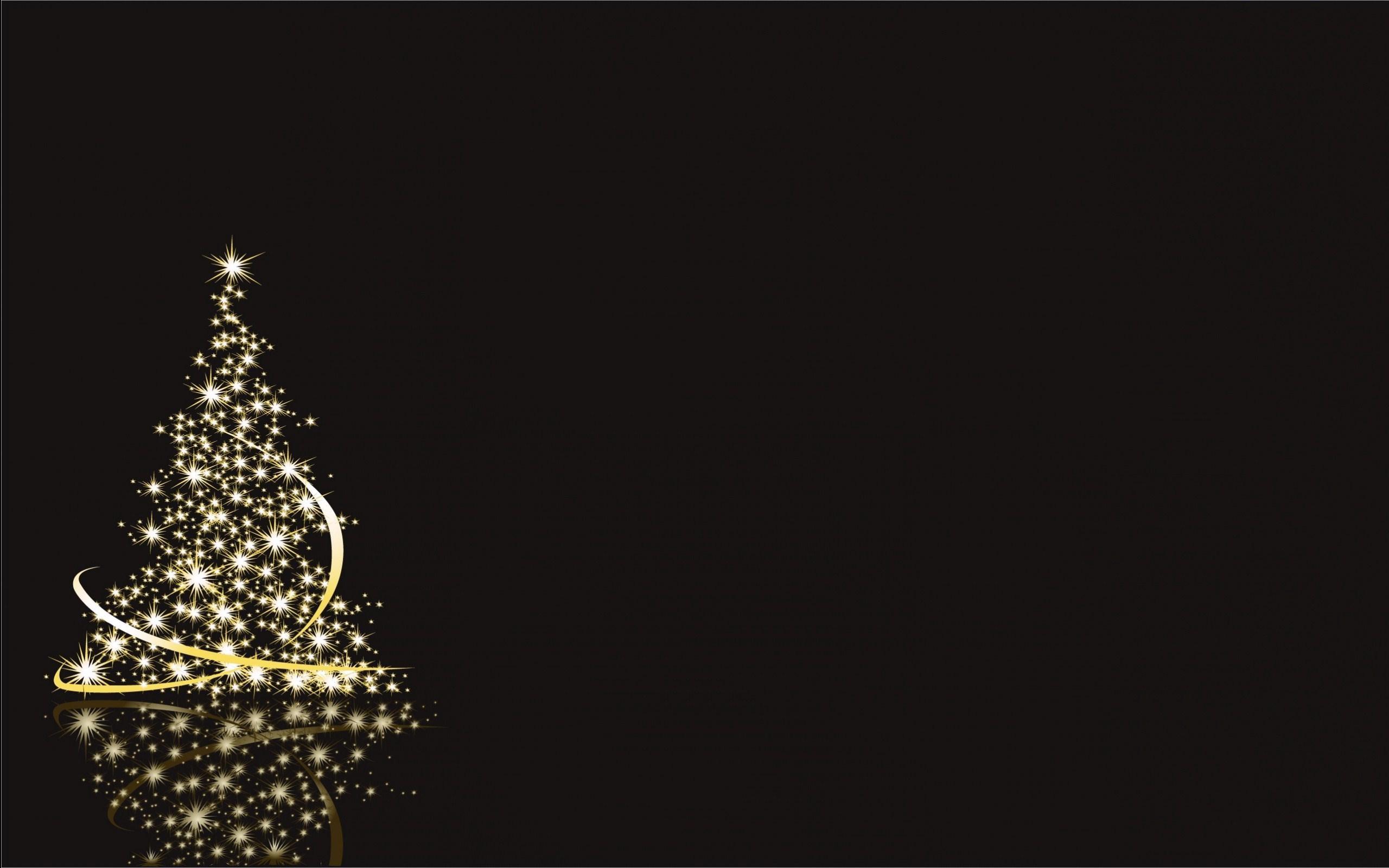 … 3D Light Christmas Tree Wallpaper