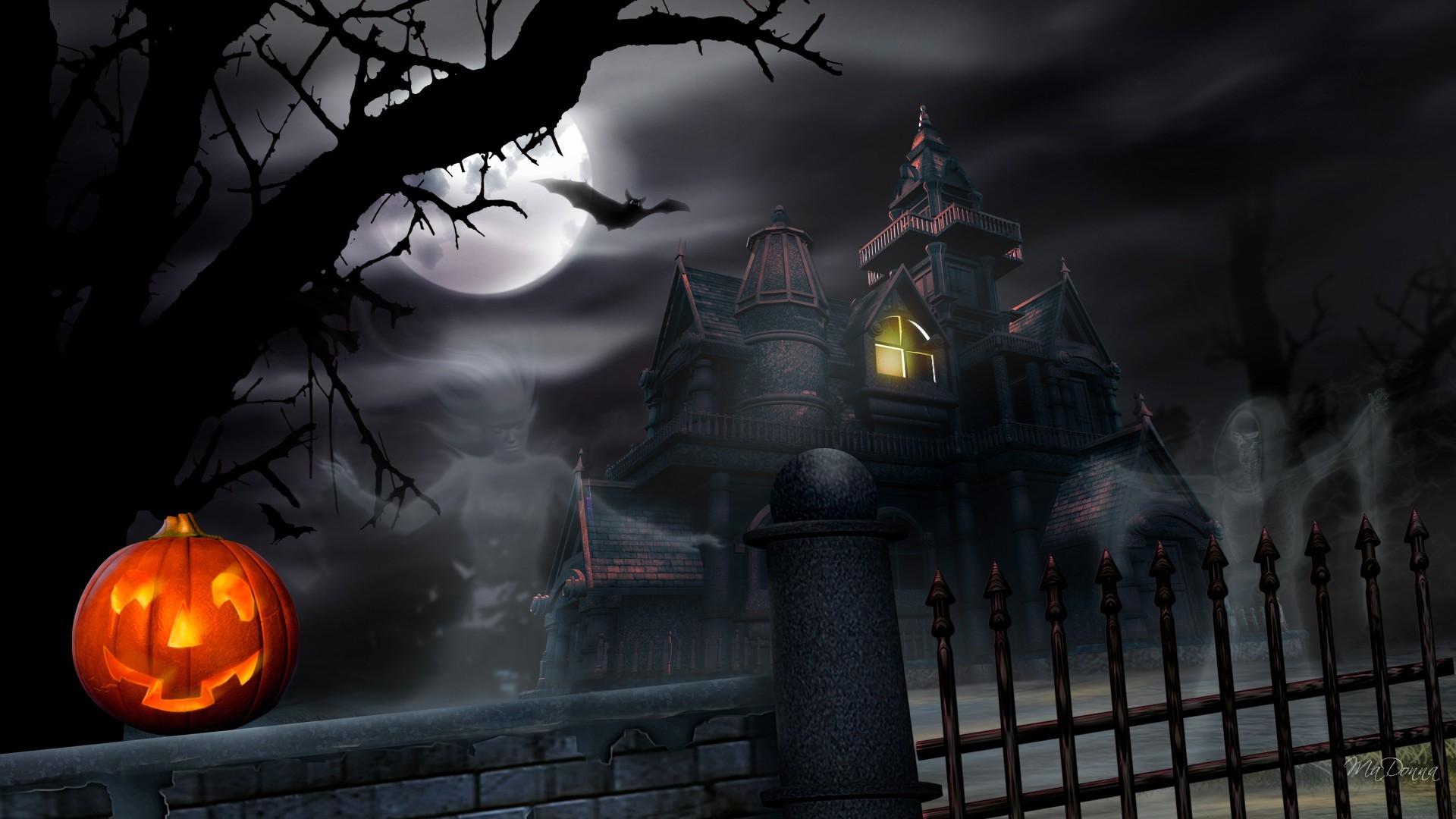Halloween Wallpapers High Definition …