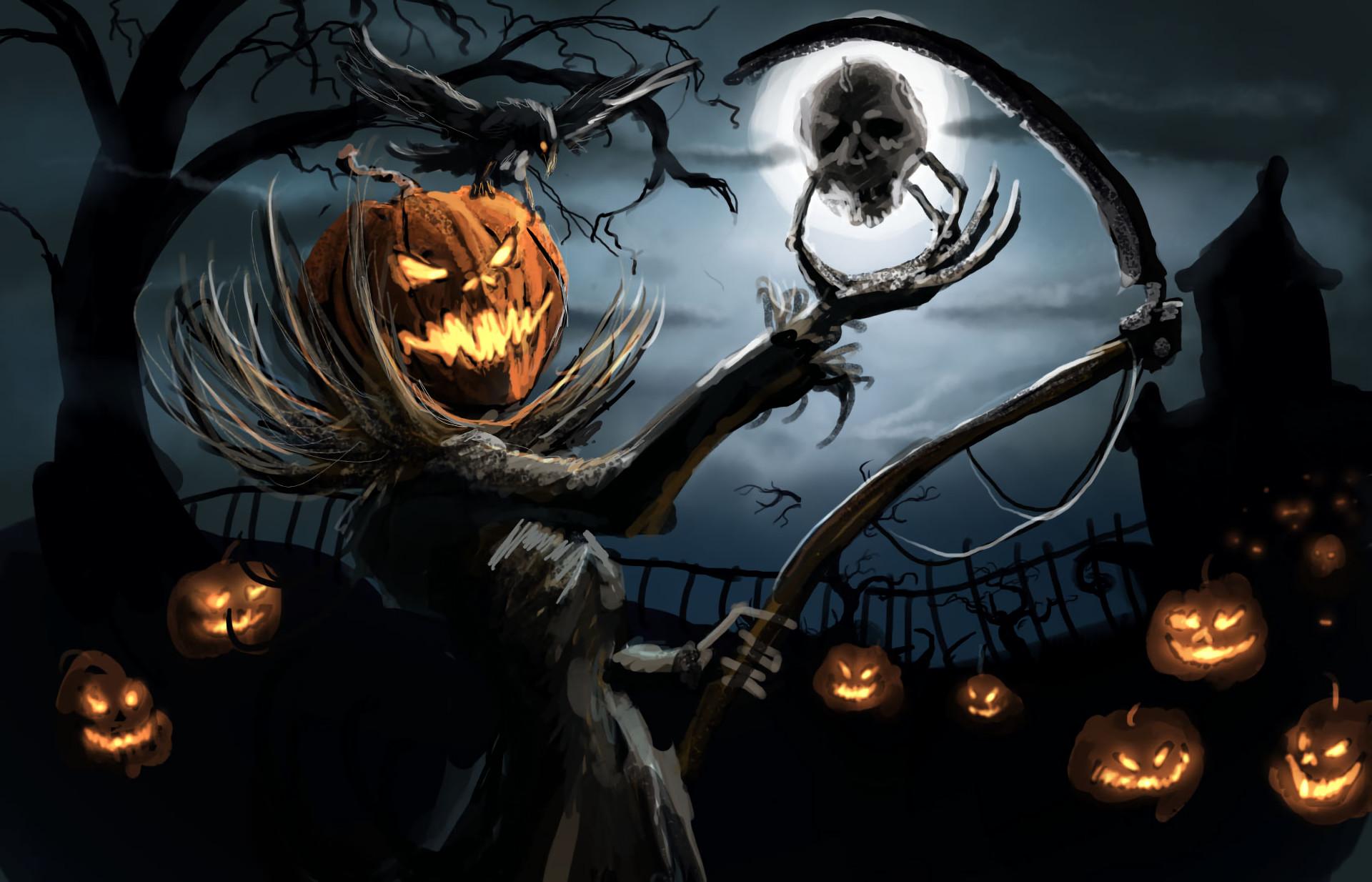 HD Wallpaper   Background ID:747026. Holiday Halloween