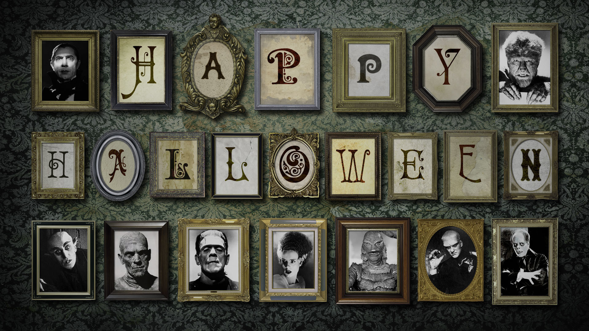 Happy Halloween by lauraypablo on DeviantArt   HD Wallpapers   Pinterest    Happy halloween and Fantasy art