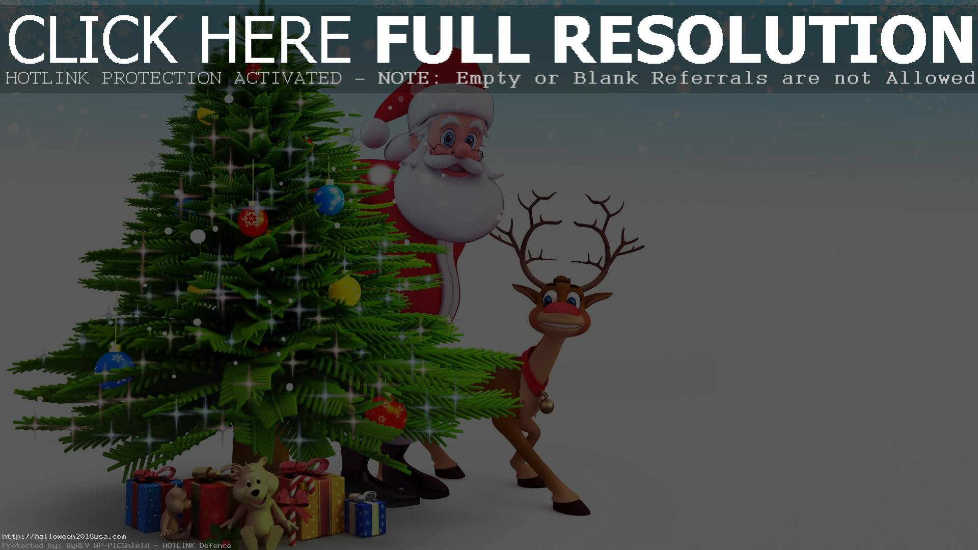 Christmas 3d Animated Wallpaper Download