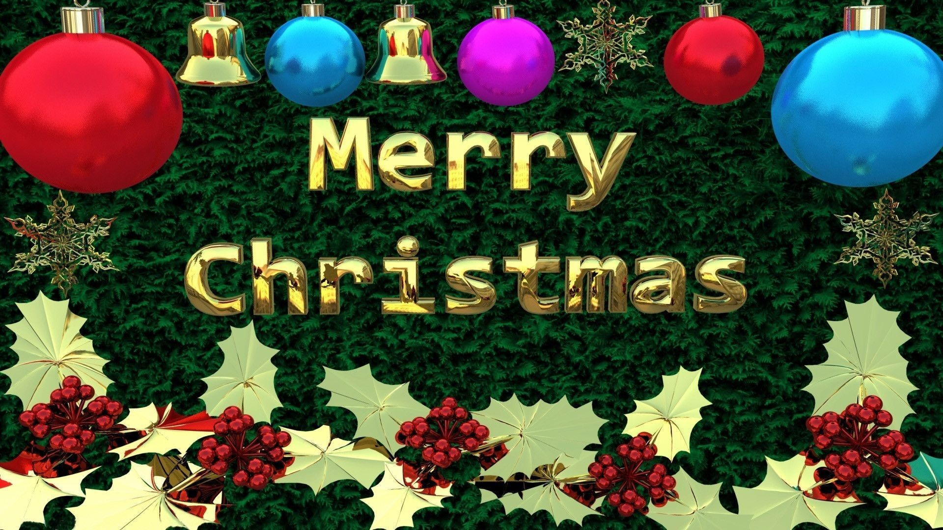 … christmas-3d-wallpapers-free-download-39 …