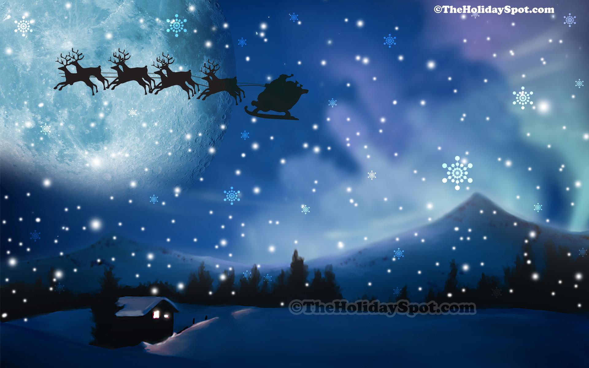 HD Christmas Wallpaper