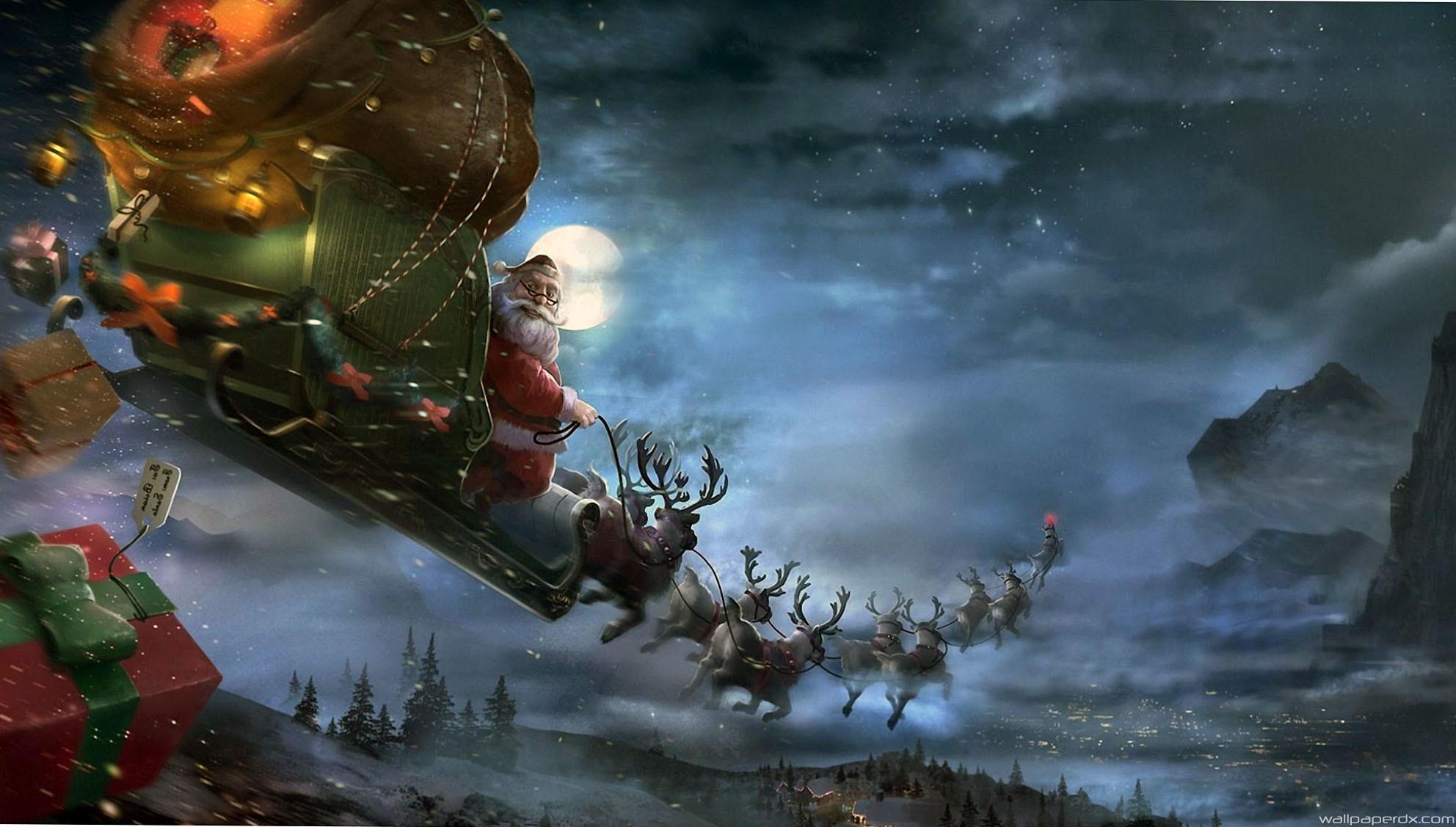 Christmas Art wallpapers