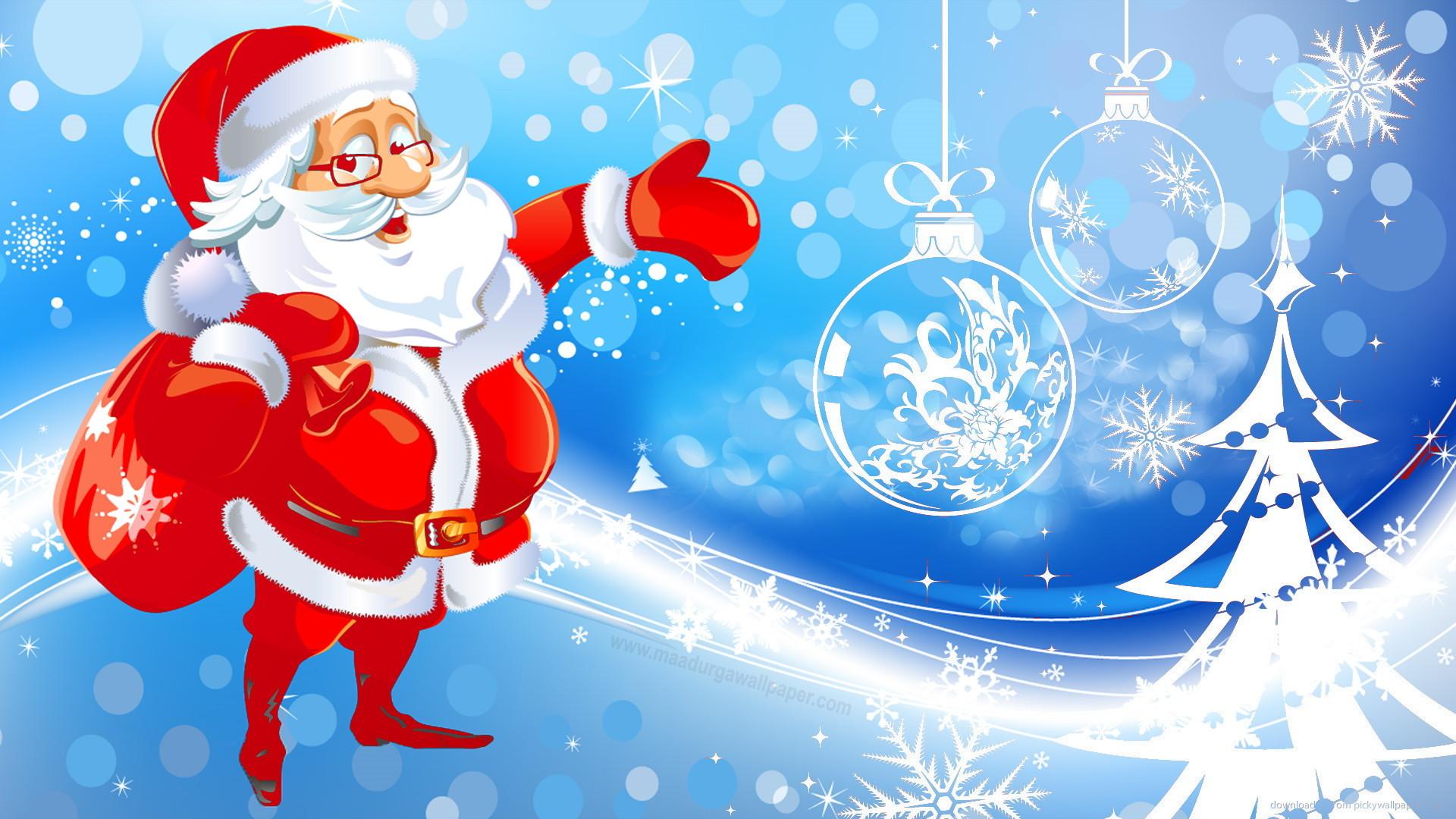 HD Christmas Santa