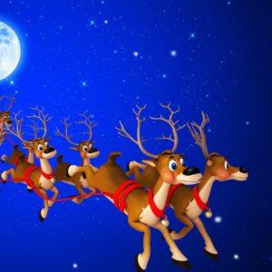 Santa Wallpaper HD