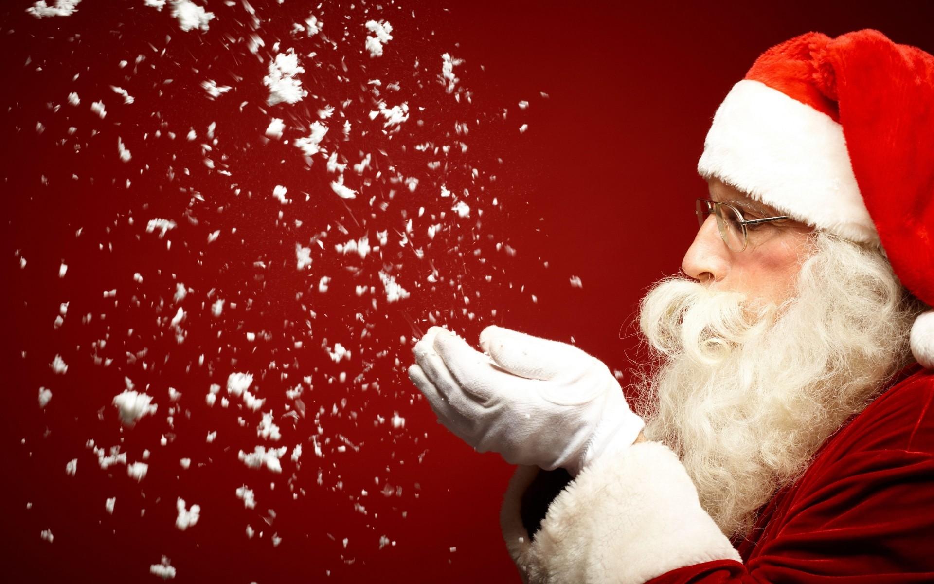 Christmas Santa Claus Desktop Backgrounds