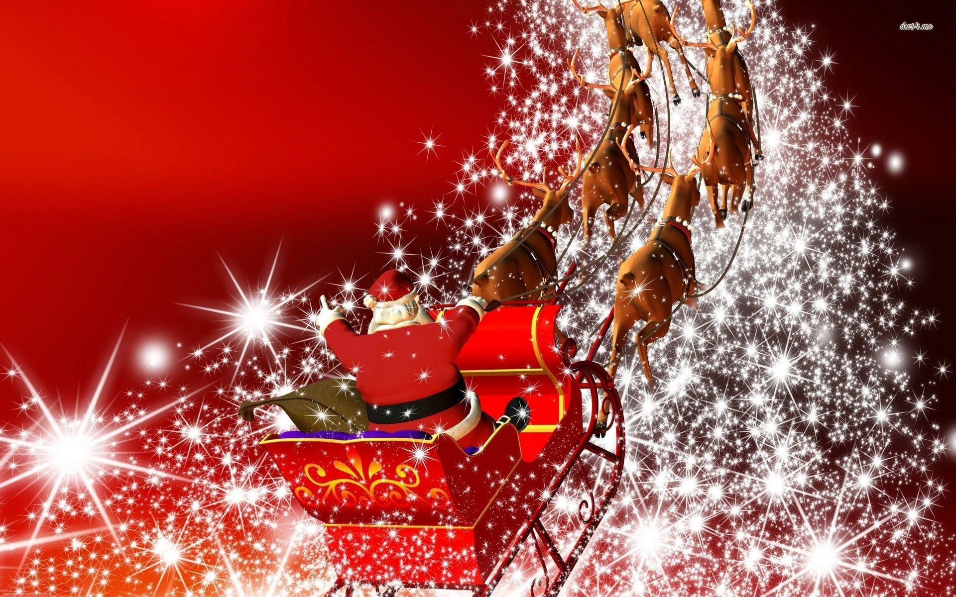 Santa Claus Wallpaper (14)