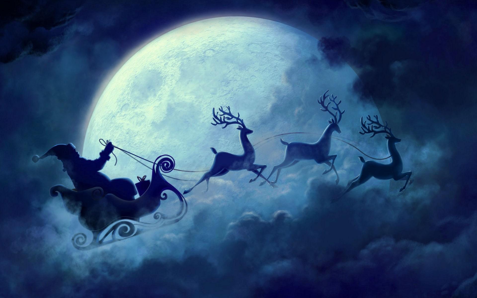 Santa Claus Wallpaper HD 1920×1200