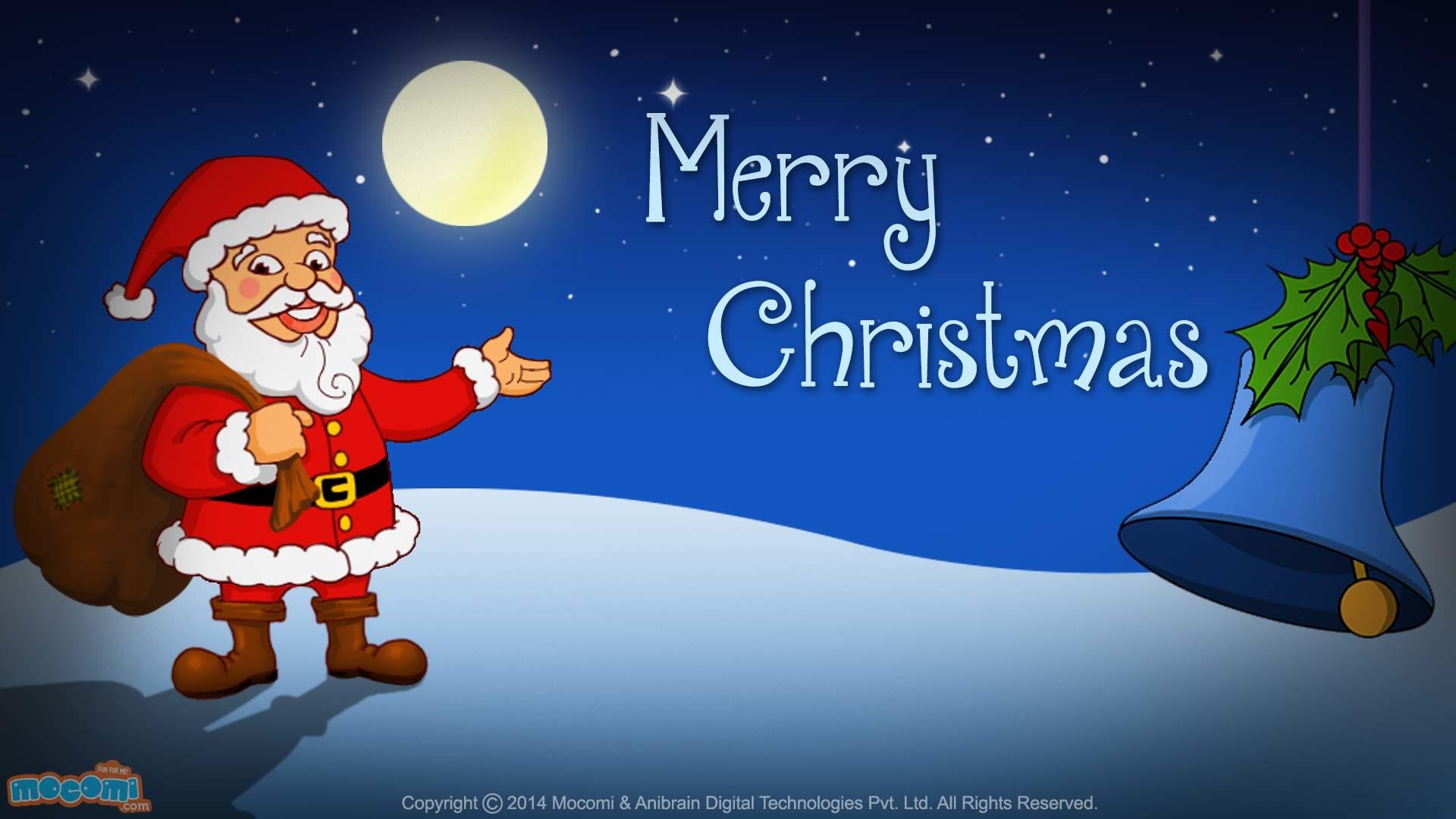 Merry Christmas- Santa Claus