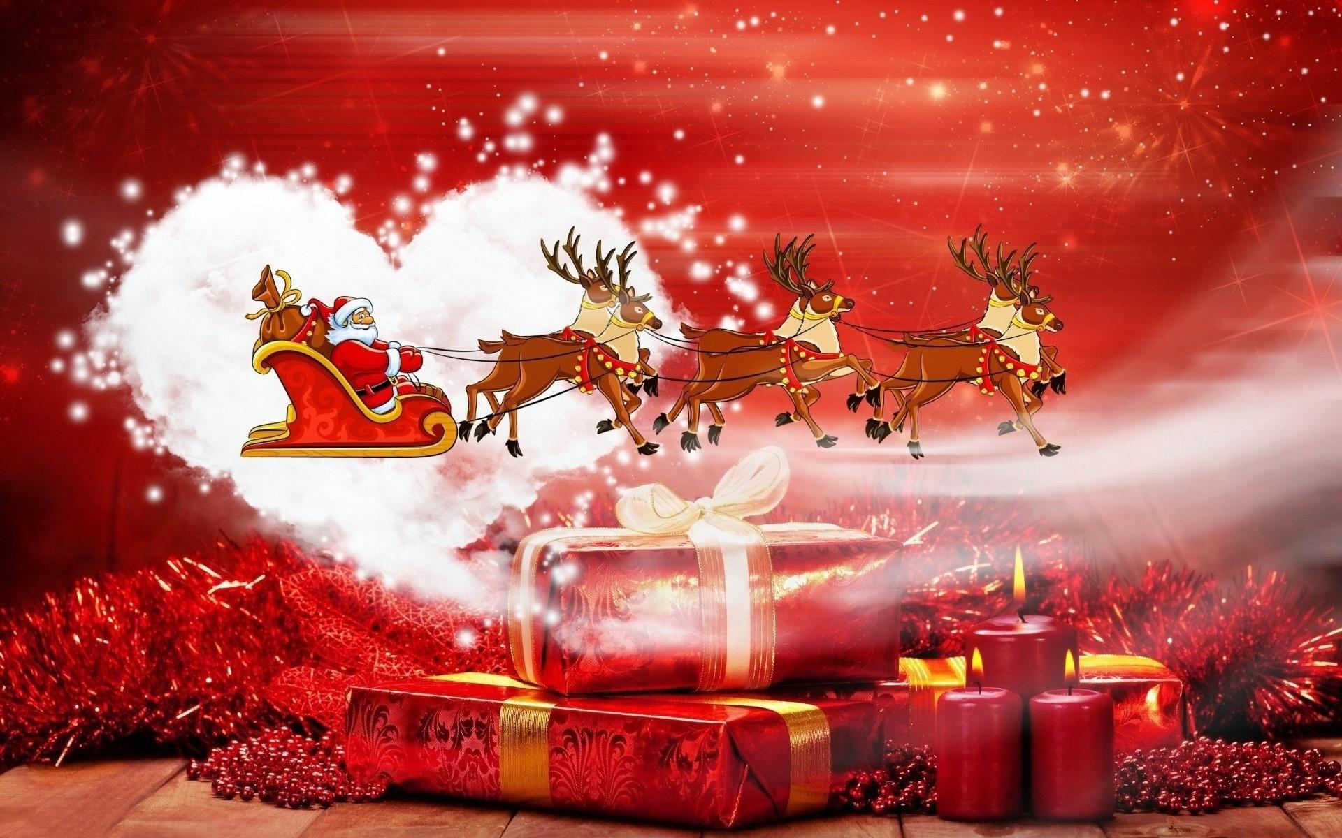 Santa Claus HD Wallpaper 1920×1080 Santa Claus HD Wallpaper 1920×1200