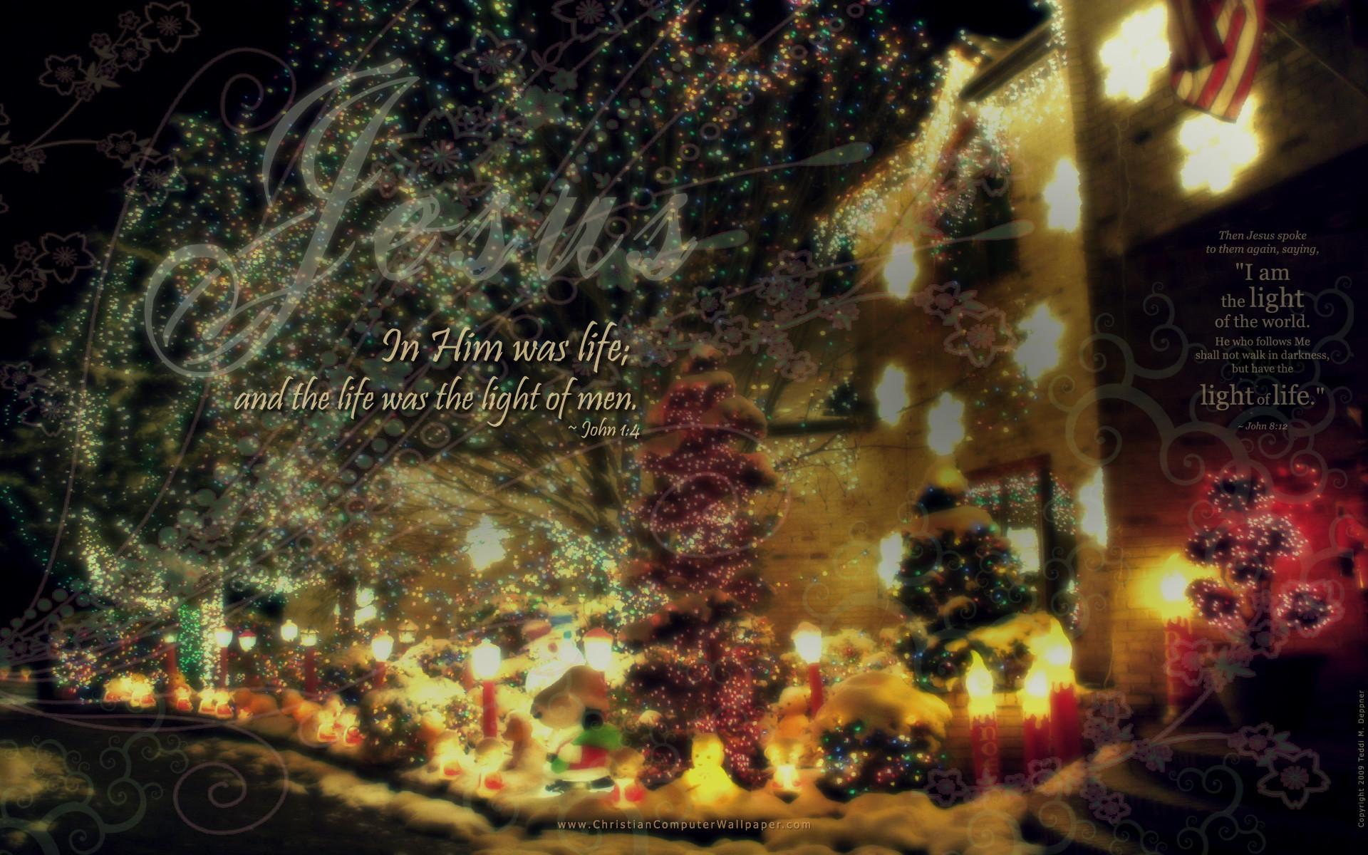 Christian Computer Wallpaper – Desktop Wallpapers » Christmas