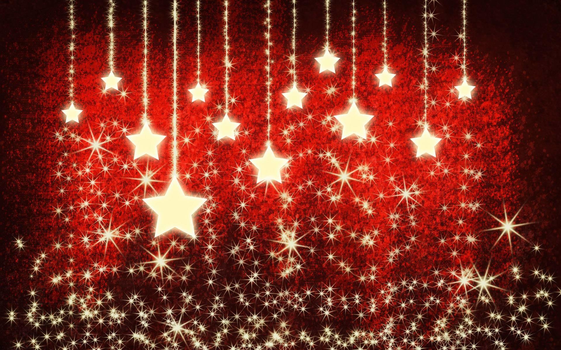 Xmas Stuff For > Christmas Star Wallpaper